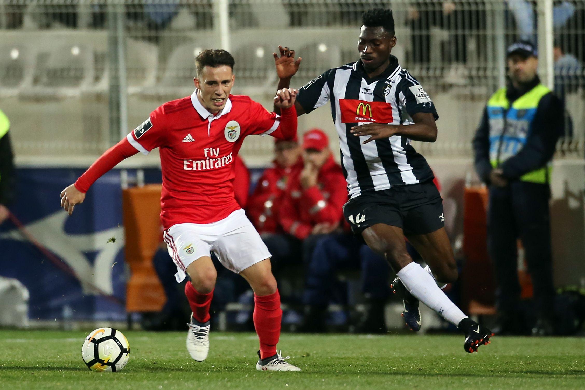 [2-0] Portimonense-Benfica: Jardel também faz autogolo