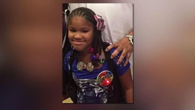 Homem que abateu menina de sete anos foi detido e acusado do assassínio