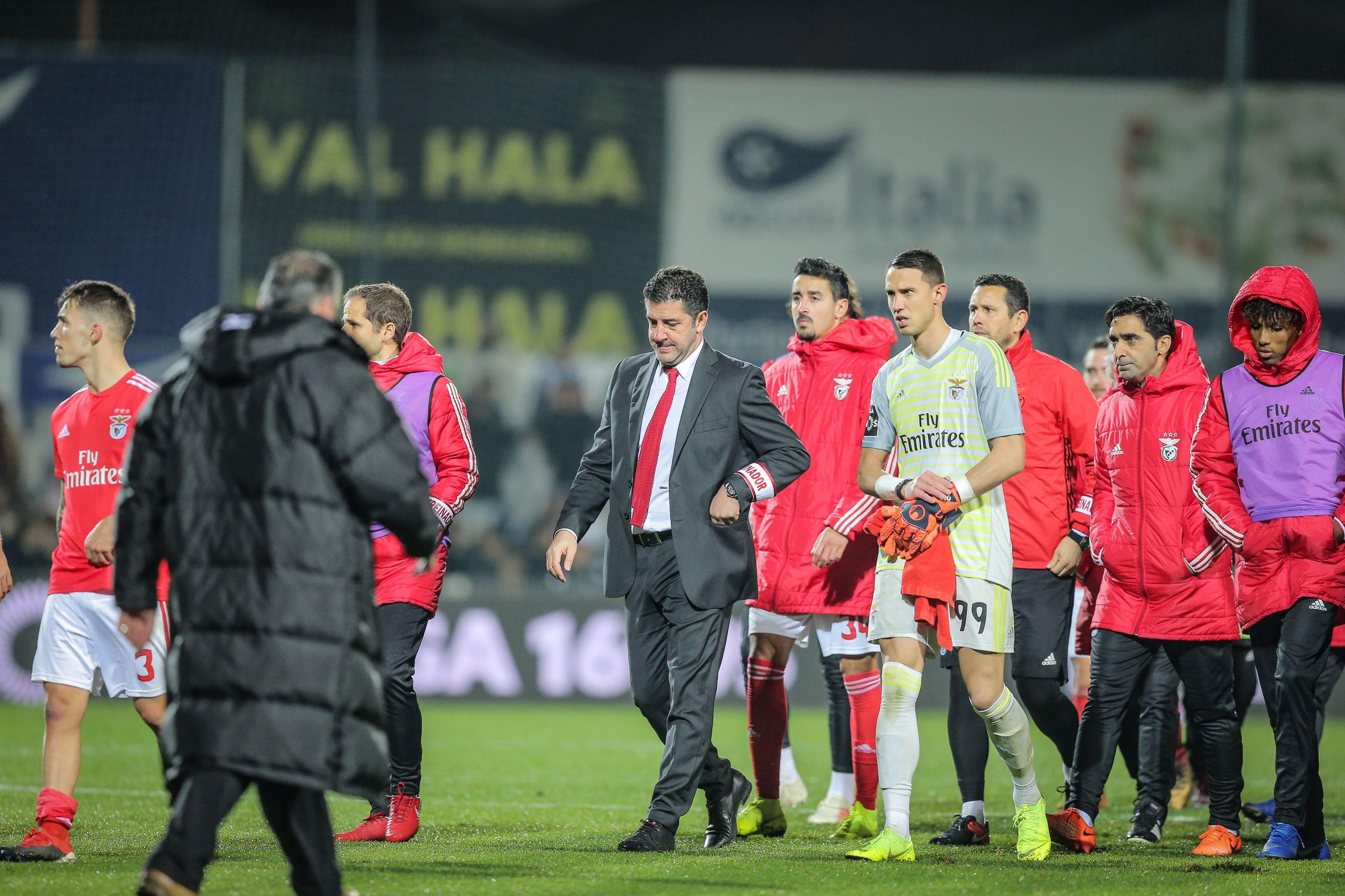Benfica já respondeu ao comentário do FC Porto