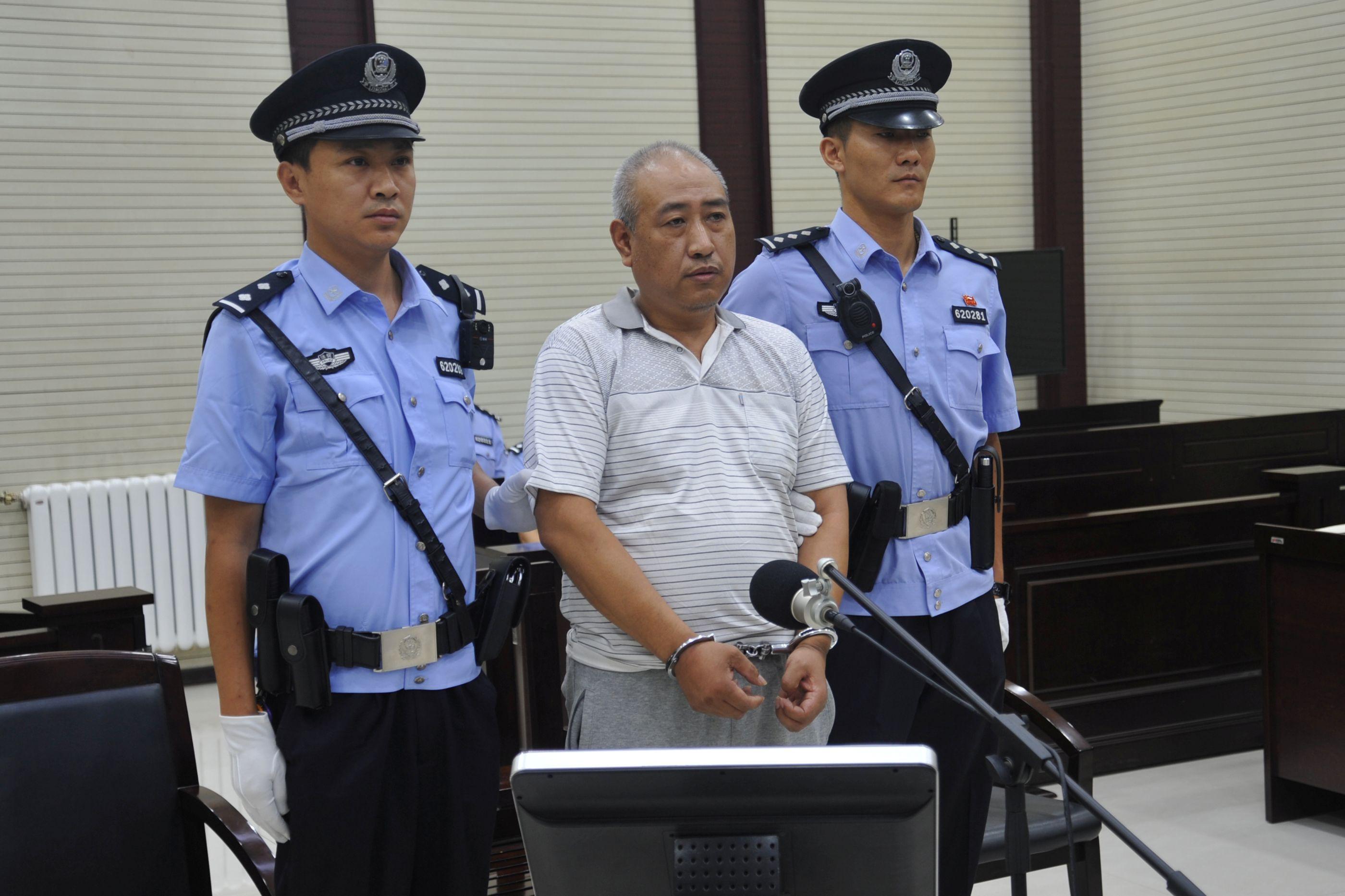 'Jack o Estripador' chinês executado. Terá matado 11 meninas e mulheres