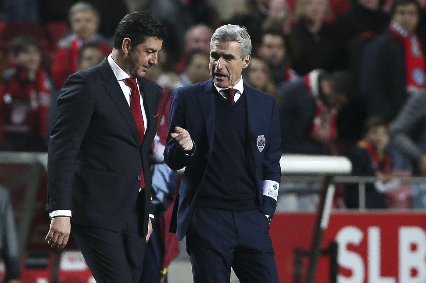 Benfica 'libertou' o arquiteto do tetra e vê a Luz com novo técnico luso