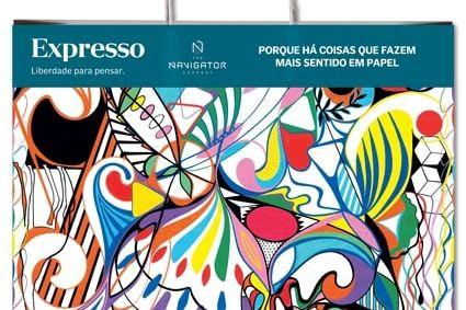 """Navigator produz saco de papel """"amigo do ambiente"""" para o Expresso"""