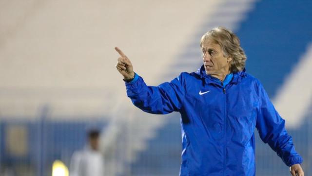 Fechado: Jesus despedido do Al-Hilal. Clube e técnico assinam 'divórcio'