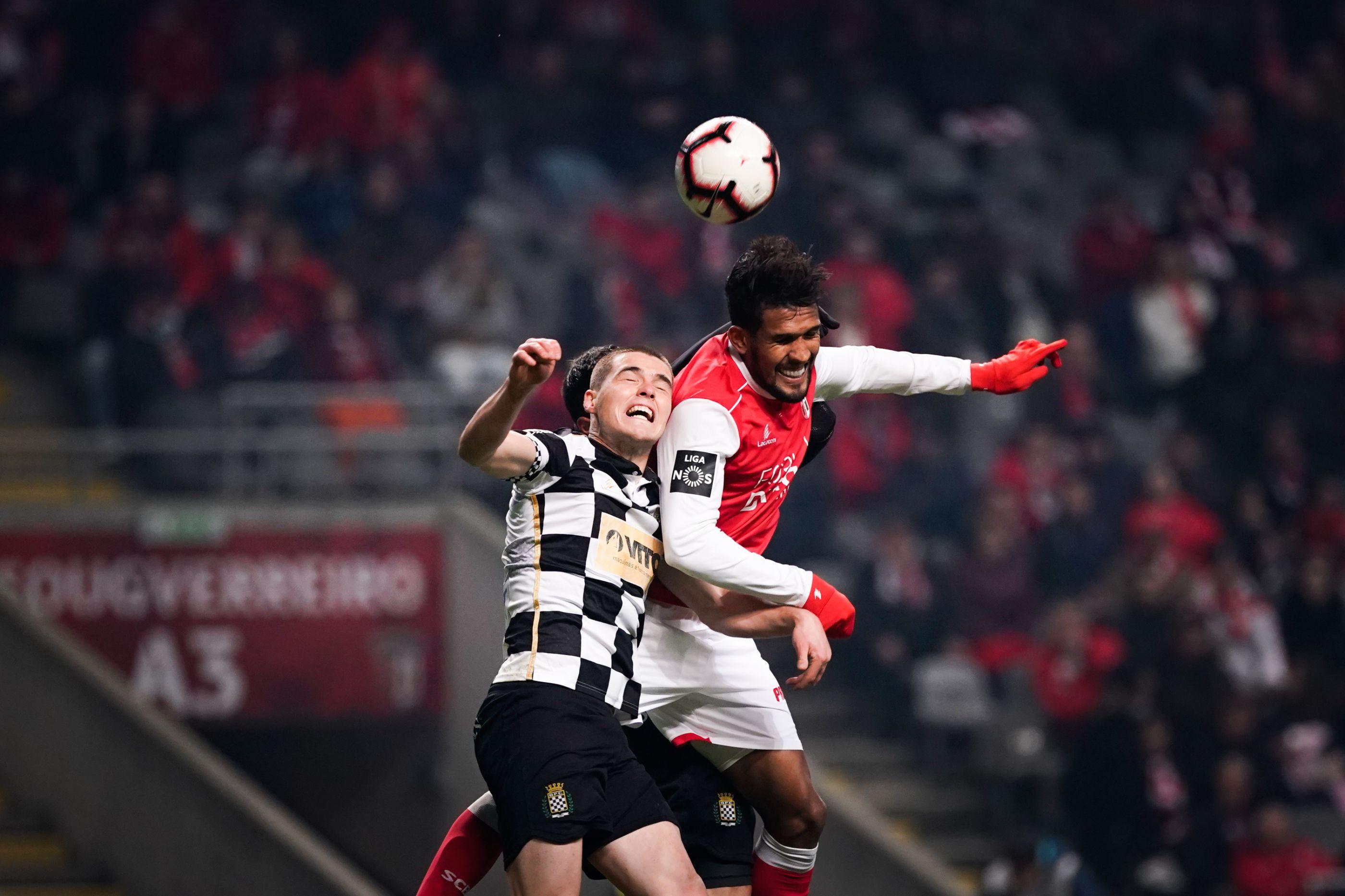 Sp. Braga dá um 'chega para lá' no Benfica e assalta a vice-liderança