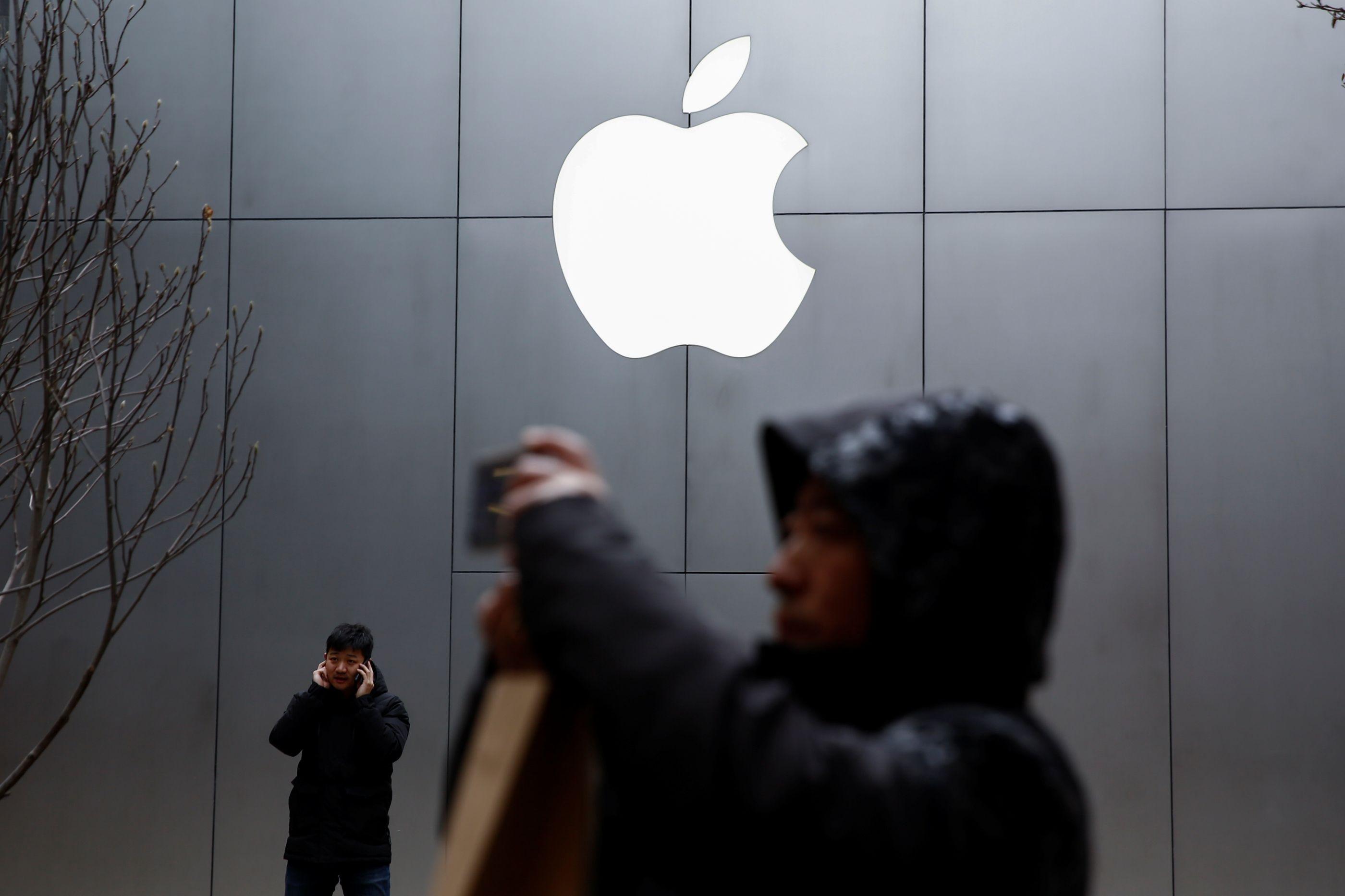 Apple está a ser 'boicotada' na China?