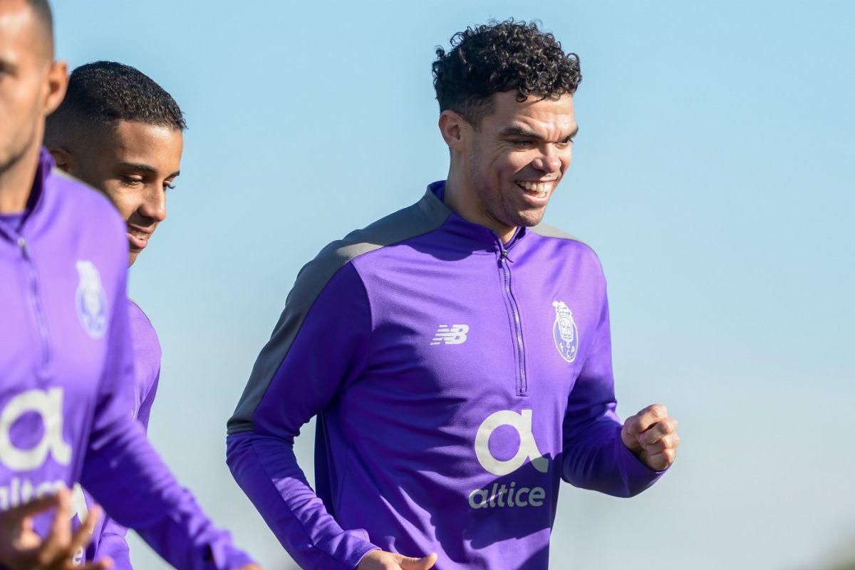 Pepe chegou ao FC Porto em janeiro, mas podia ter fugido para a Alemanha