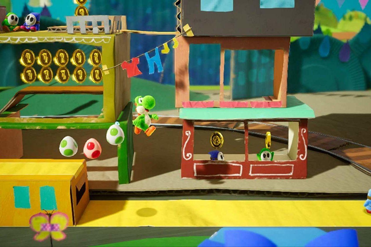 Não falta muito para poder jogar a uma nova aventura de Yoshi