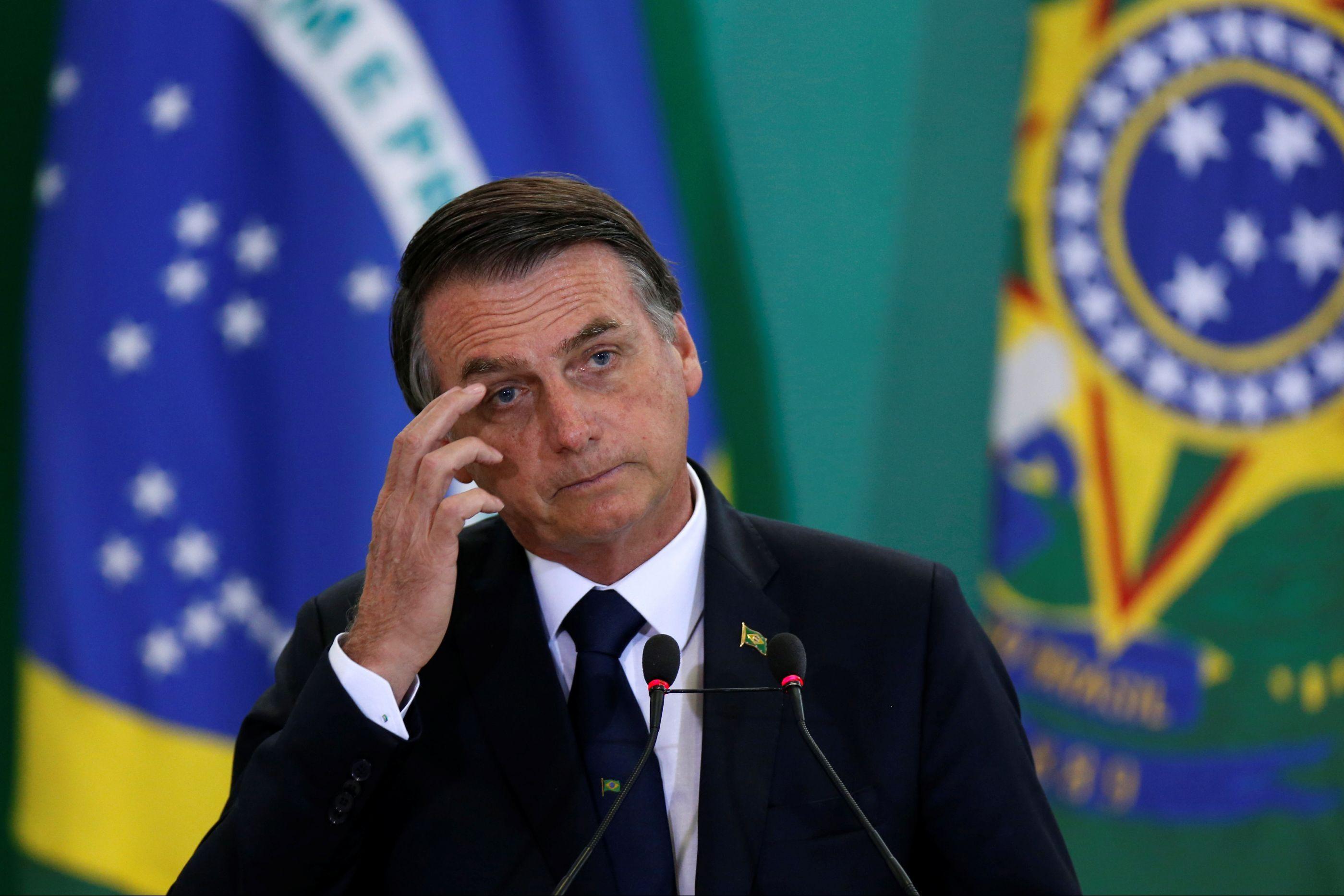 Após três meses, Bolsonaro tem maior taxa de desaprovação desde 1990