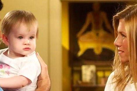 Lembra-se da filha de Jennifer Aniston em 'Friends'?