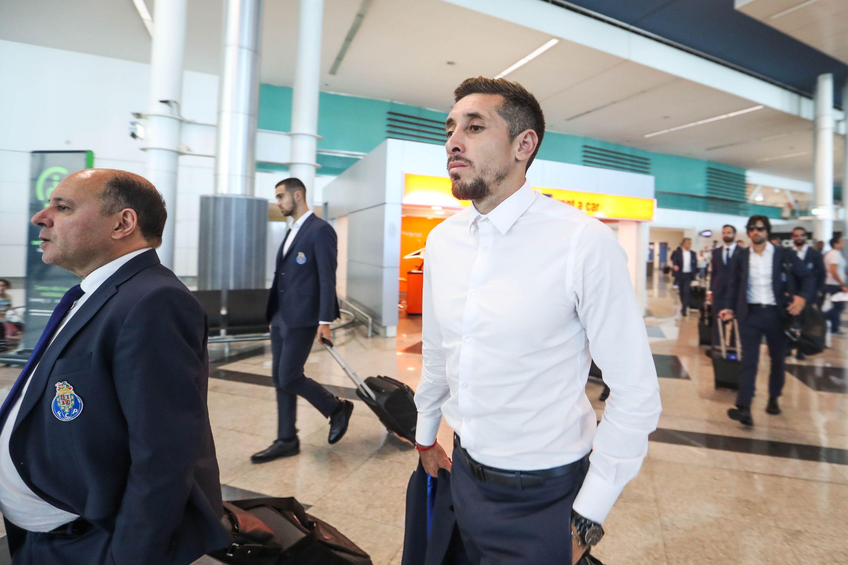 Herrera a um passo de dar o 'sim' ao Atlético de Madrid