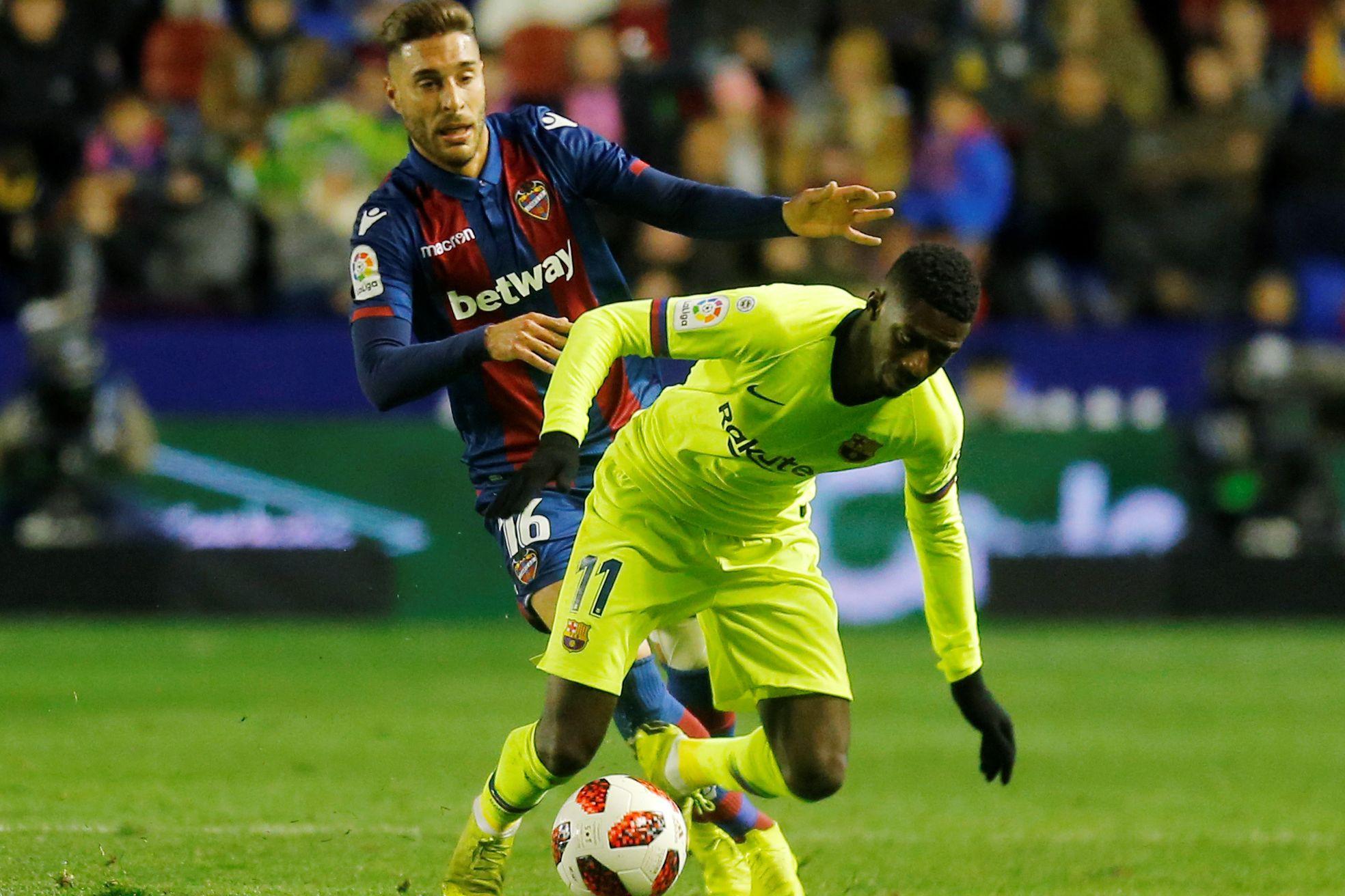 Surpresa em Espanha: Barcelona em desvantagem nos oitavos da Taça do Rei