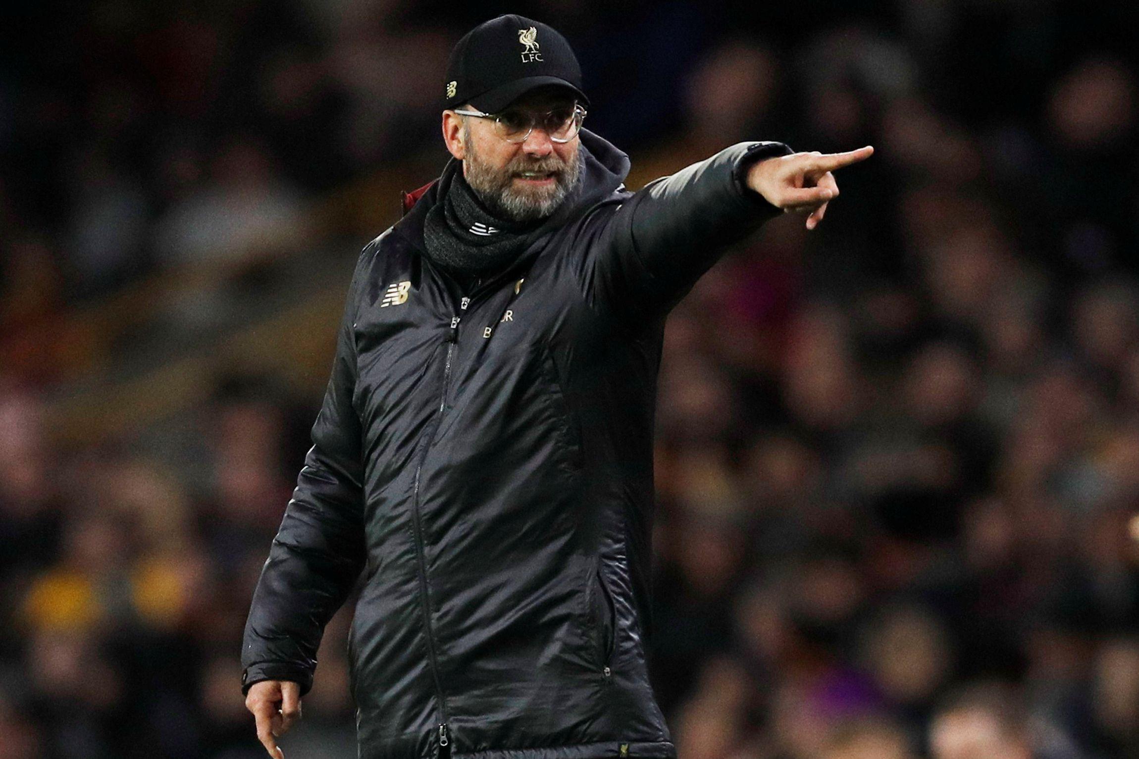 Klopp revela planos do Liverpool para o mercado de verão