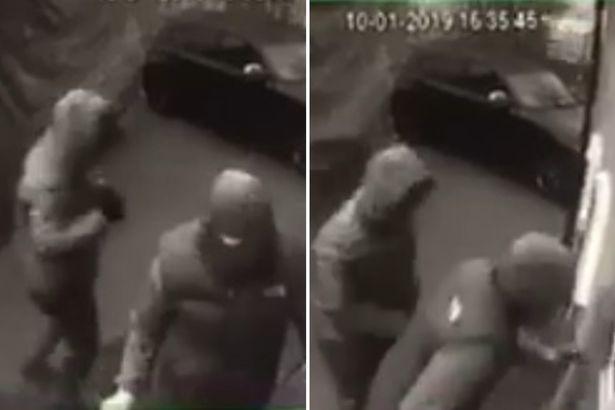 Ladrões encapuzados invadem casa e exigem chaves do carro novo