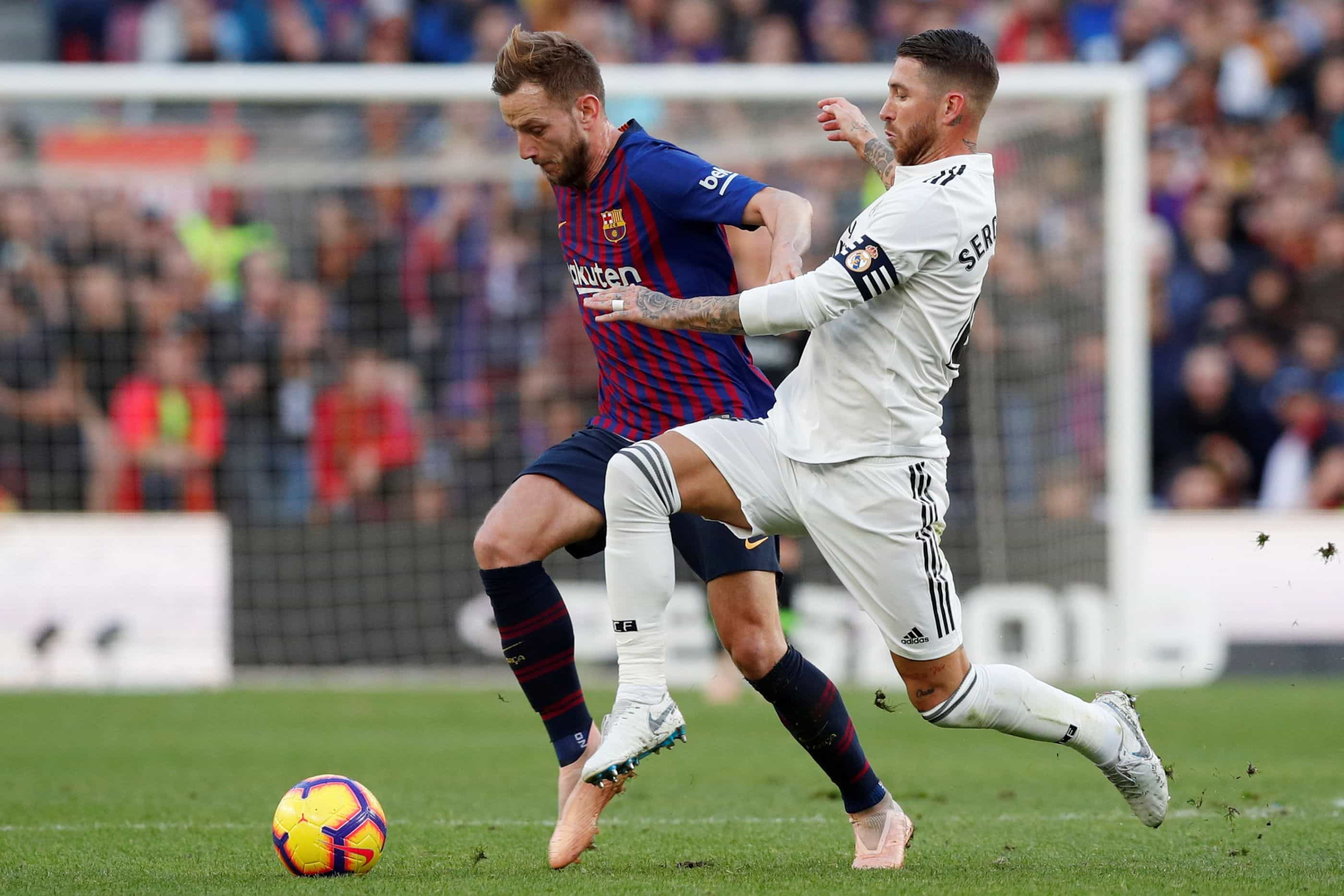 Sorteio dita Real Madrid-Barcelona nas 'meias' da Taça do Rei