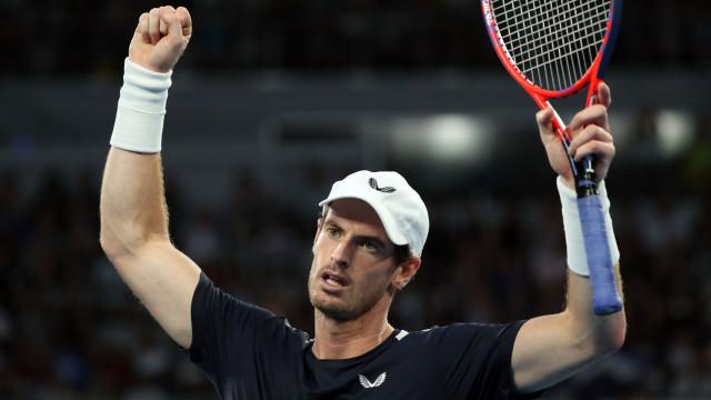 Murray eliminado: O adeus (quase definitivo) de um 'monstro' do ténis