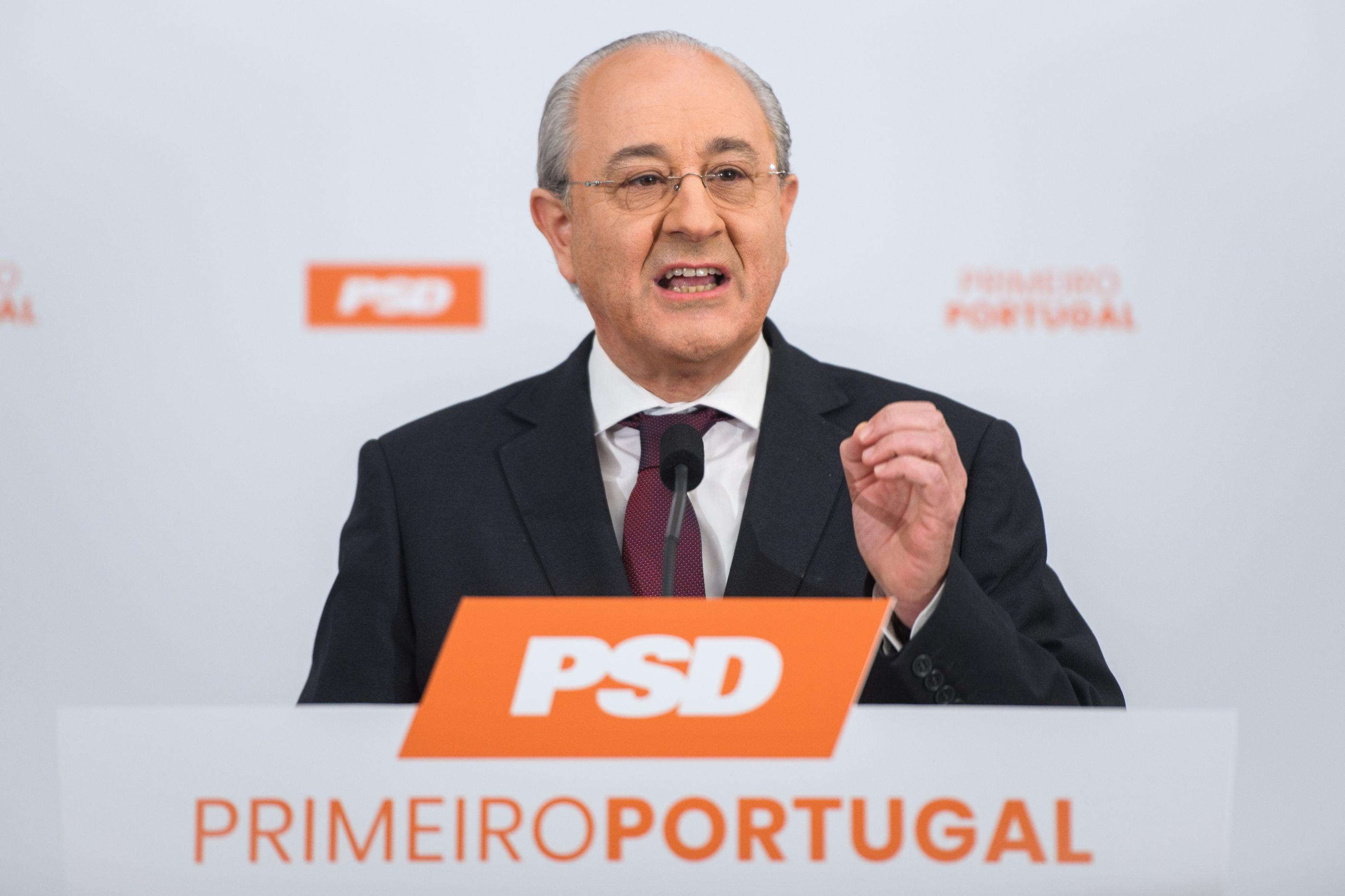 PSD quer entendimento com partidos para fazer reforma da Segurança Social