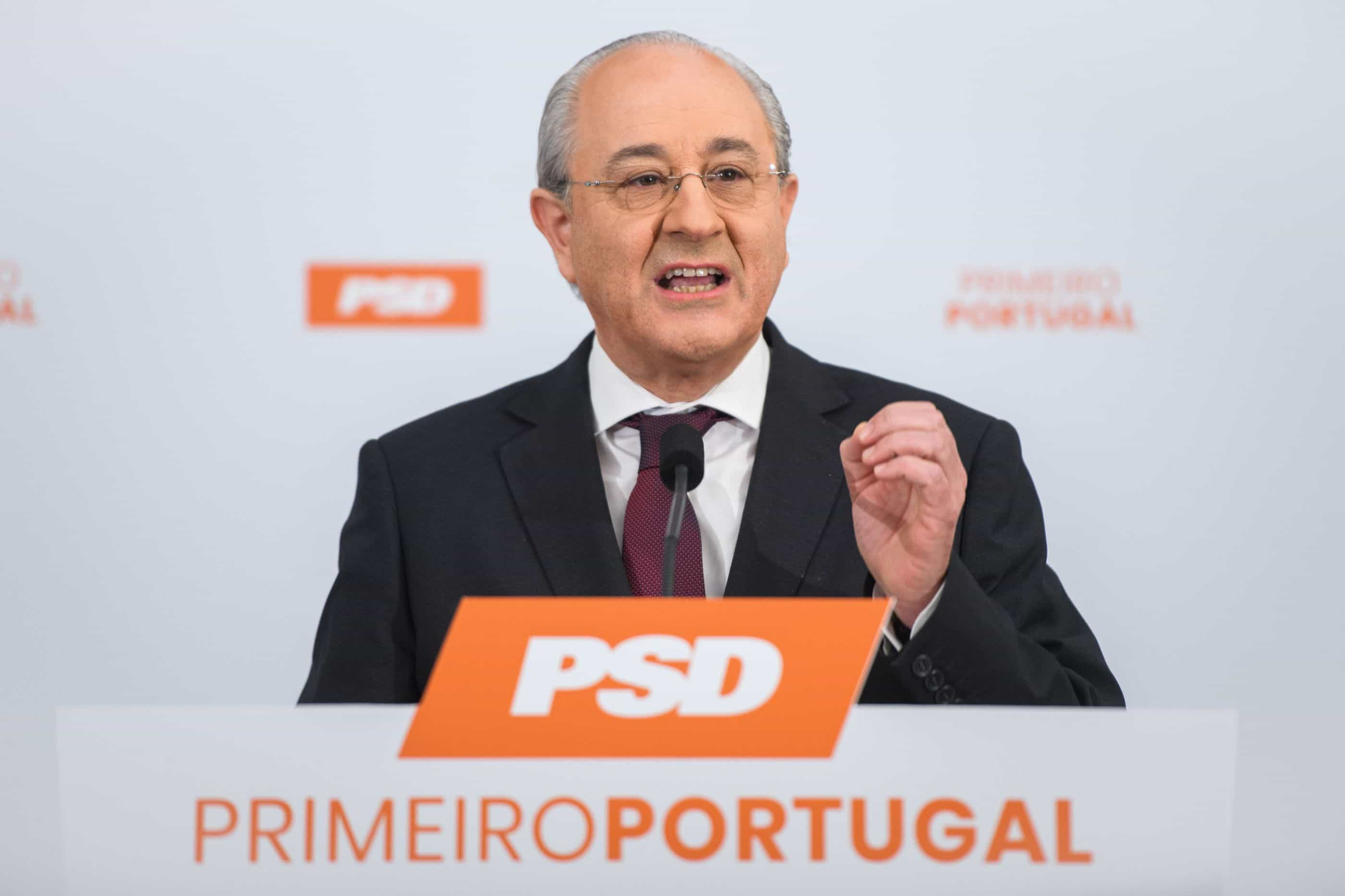 """""""Seis remodelações de Governo"""" mostram """"falta de rumo"""""""