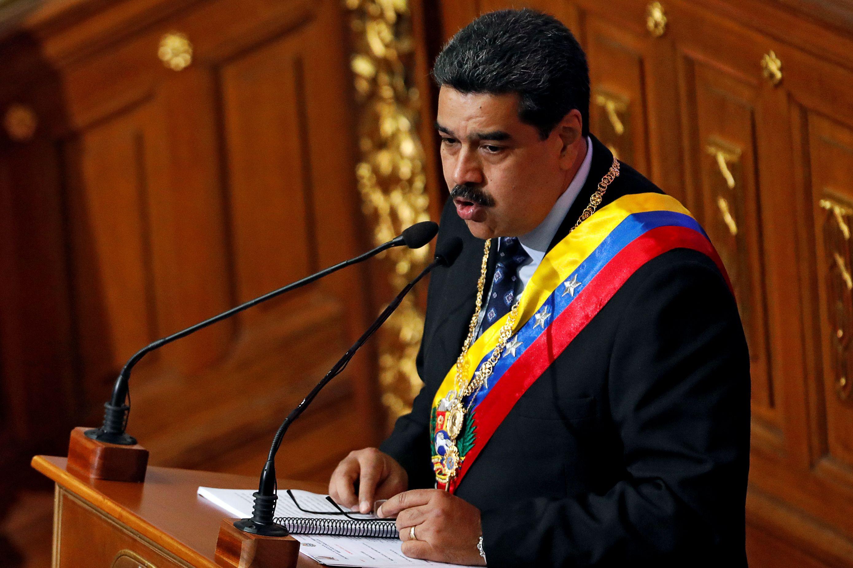 """""""Estados Unidos querem impor à Venezuela um Pinochet"""""""