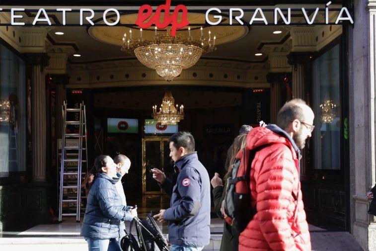 EDP dá nome a teatro em Madrid (e vai medir energia dos aplausos)