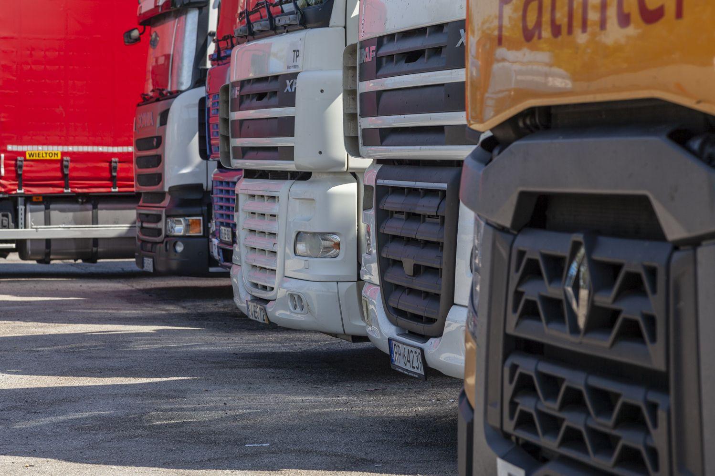 Motoristas de pesados de Vila Nova de Cerveira iniciam semana de greve