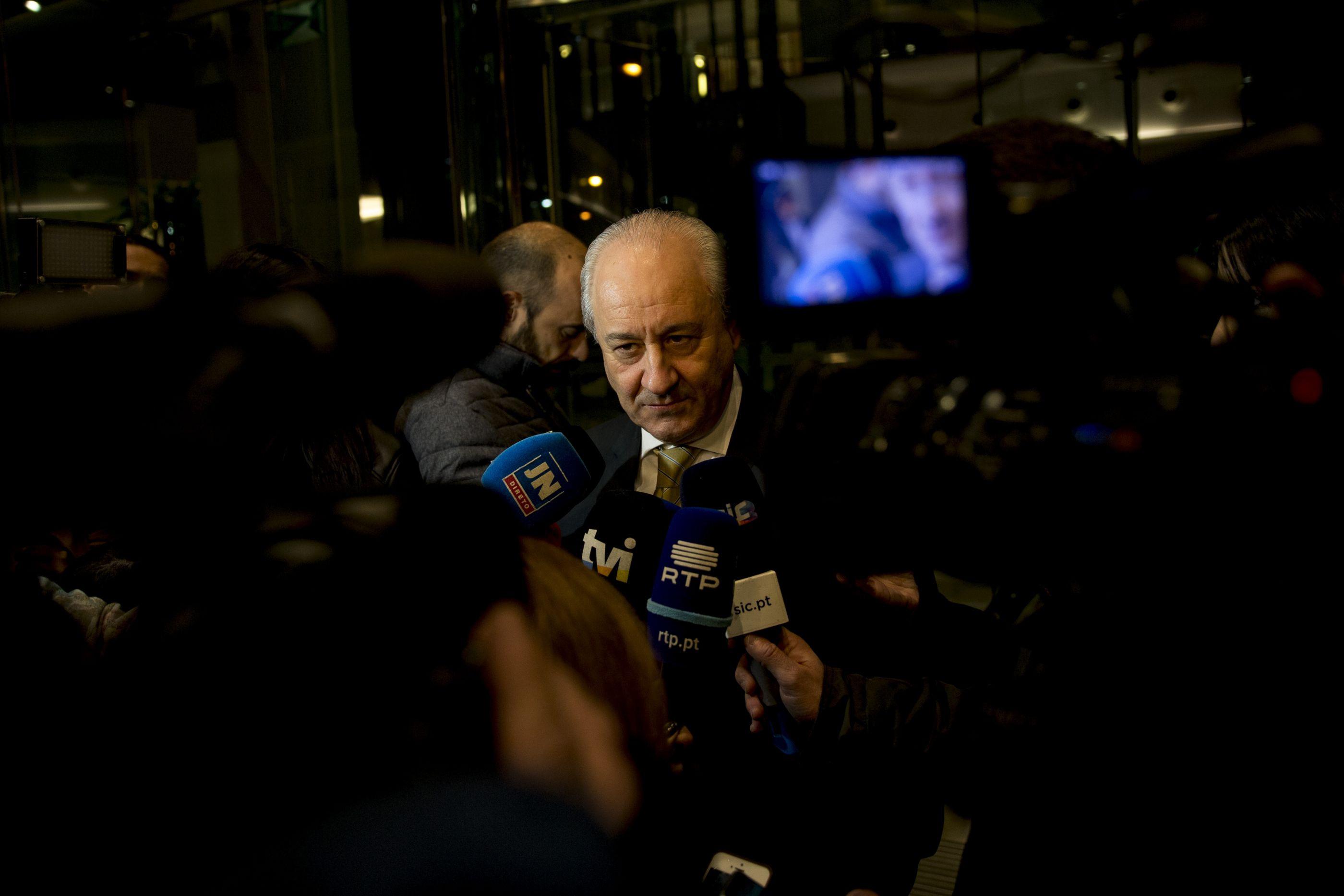 """Rui Rio considera que o Governo """"exagerou um bocado"""" nas remodelações"""