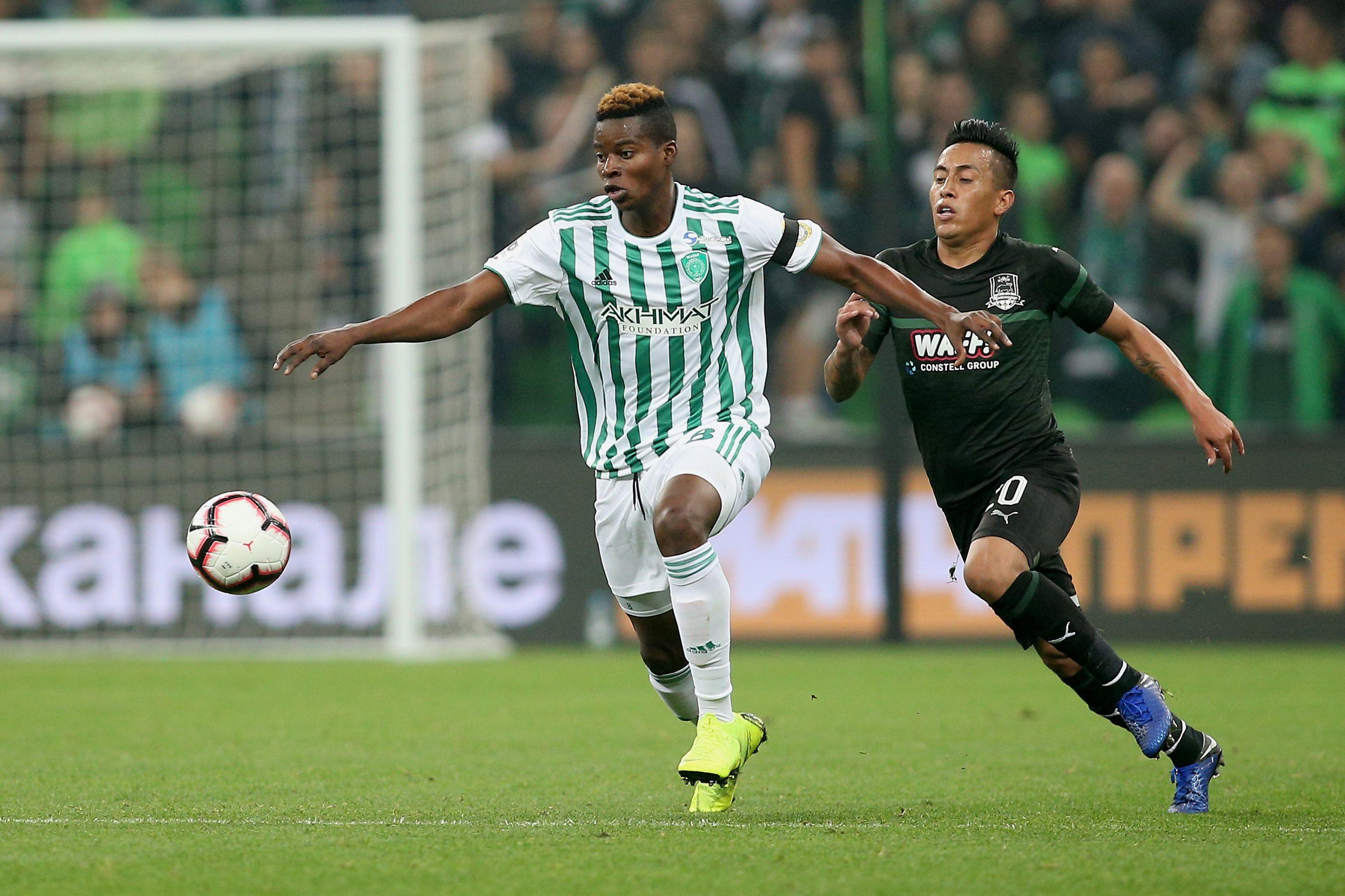 Oficial: Idrissa Doumbia assina pelo Sporting