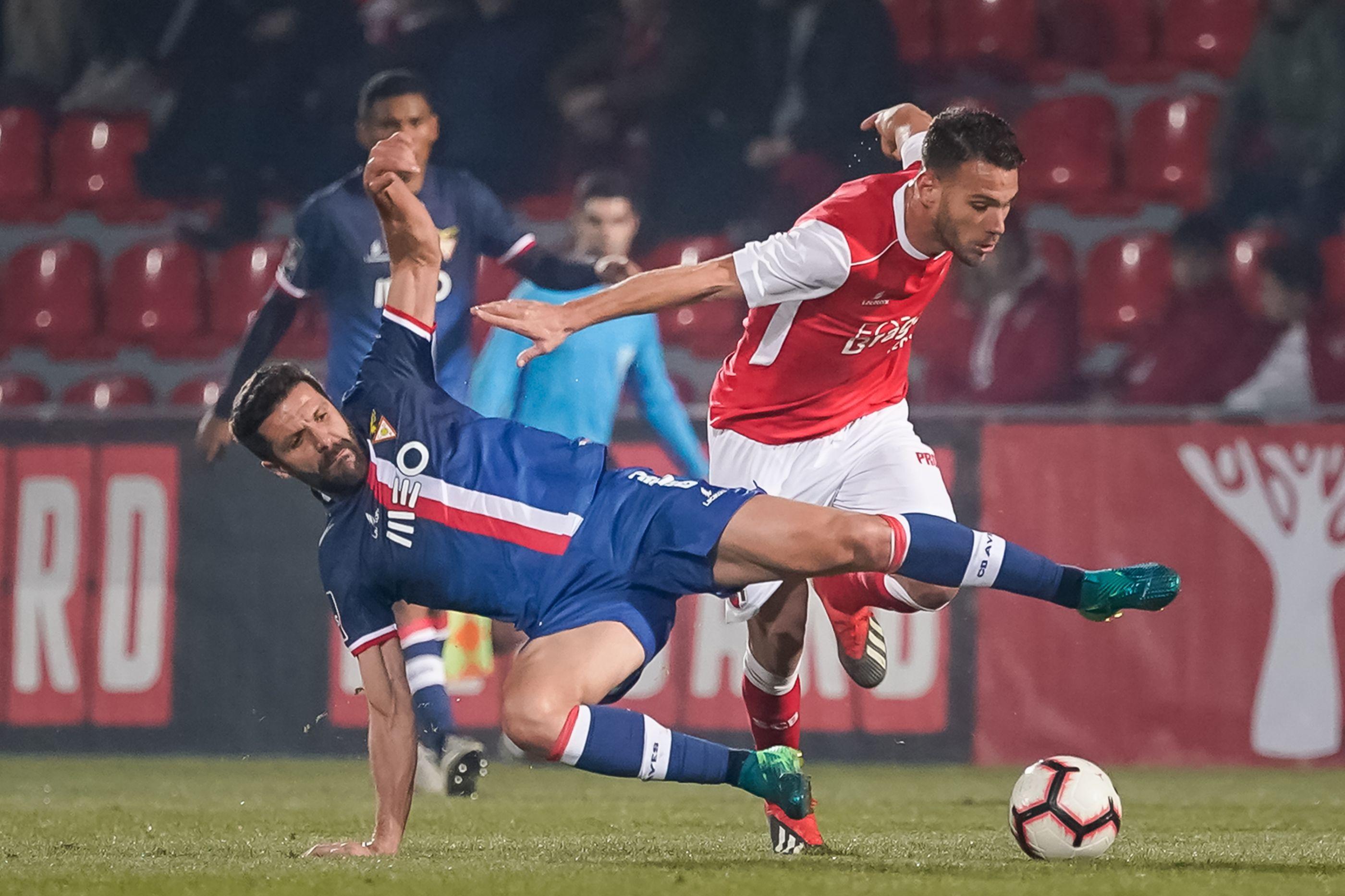 Sp. Braga puxou as 'meias' para cima após eliminar o detentor da Taça