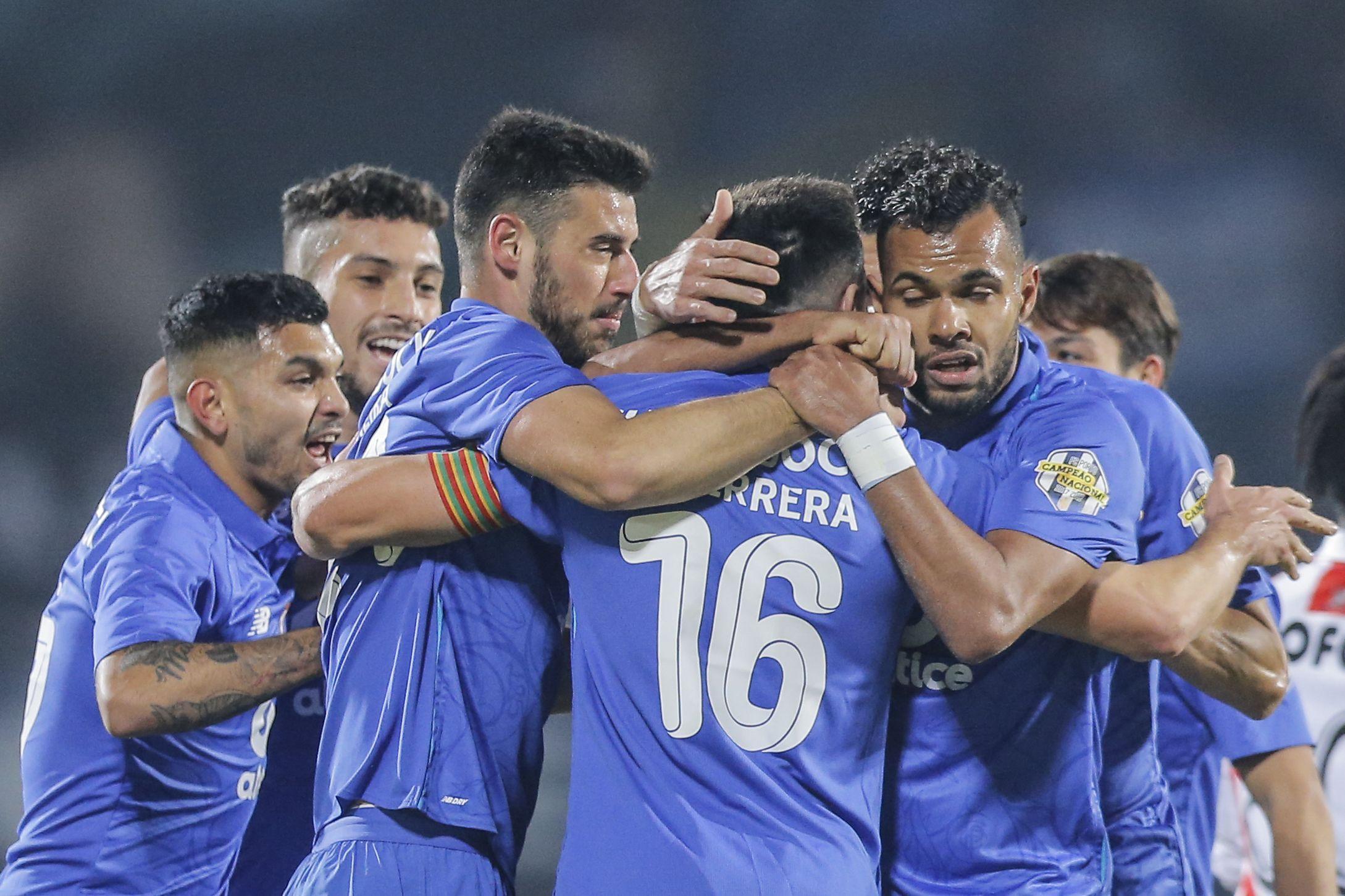 Os possíveis adversários do FC Porto nos 'quartos' da Liga dos Campeões