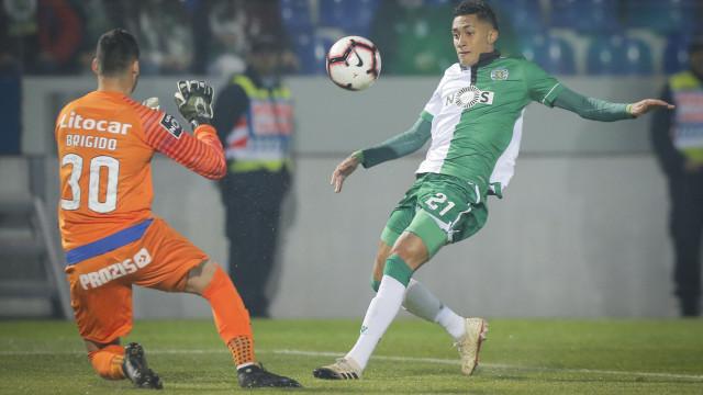 Vitória de Guimarães pede insolvência da SAD do Sporting