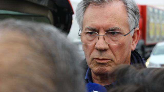 Descontados três meses e sete dias à pena de prisão de Armando Vara