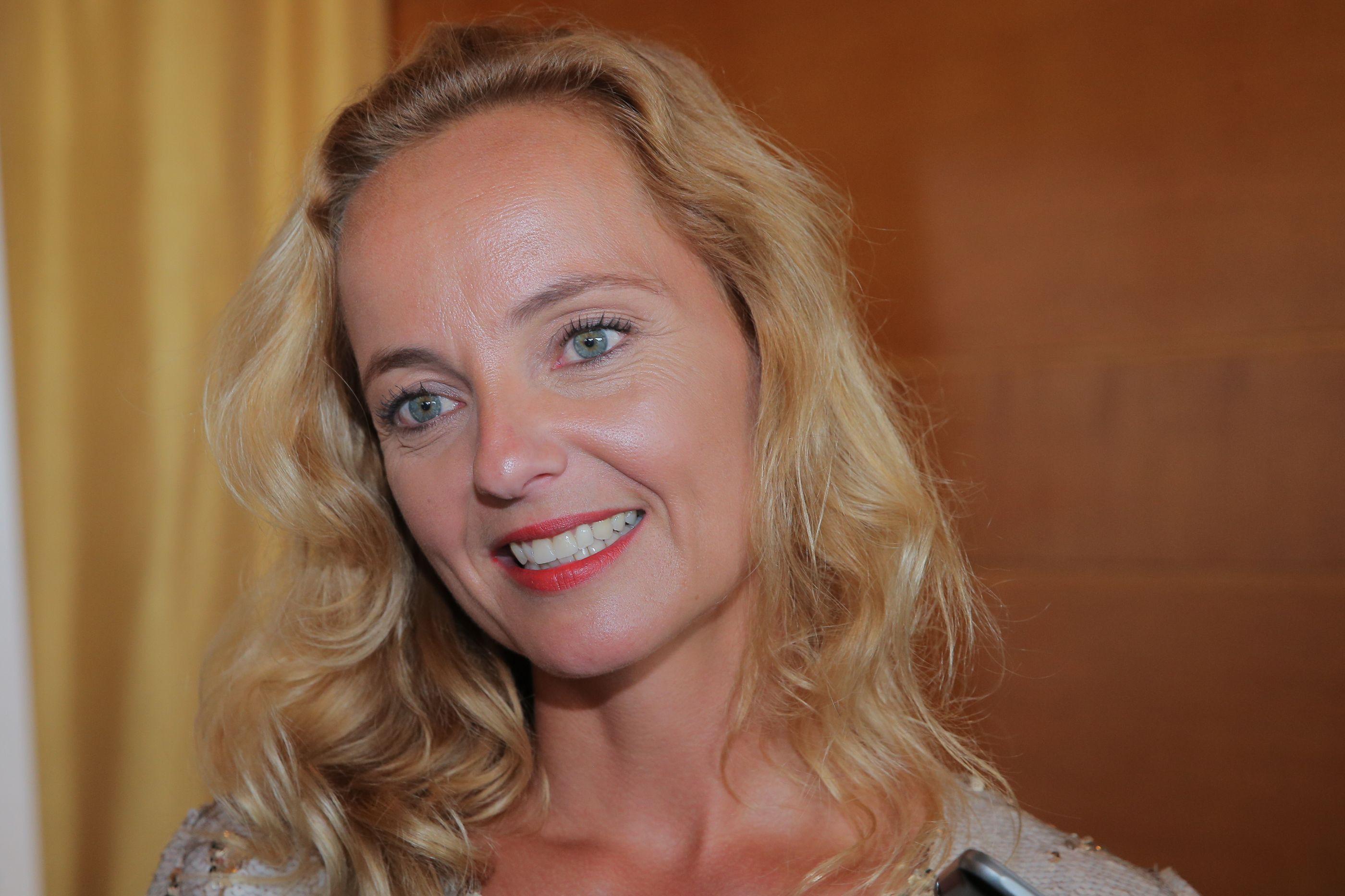 Bárbara Norton de Matos celebra aniversário da filha