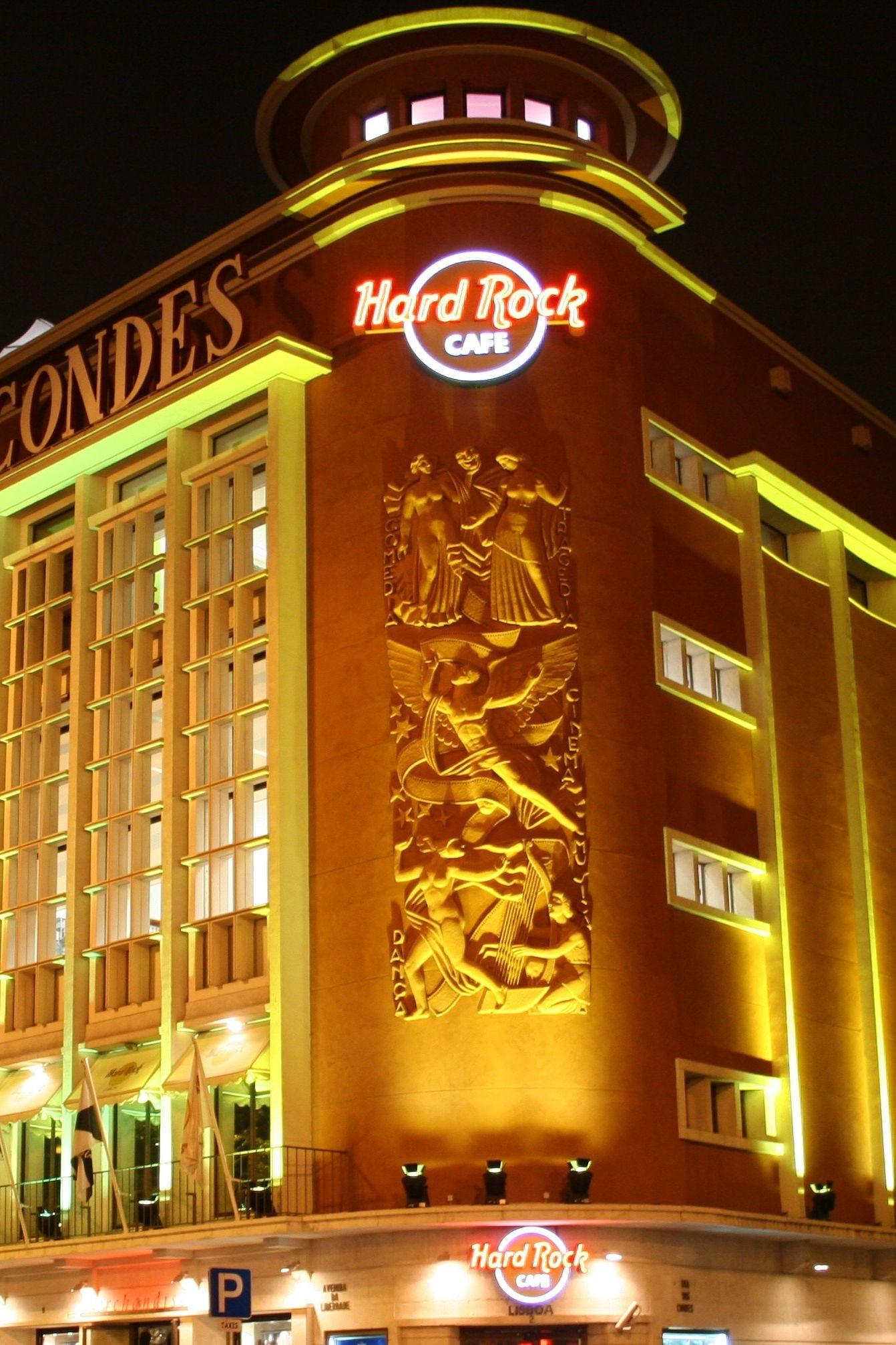 Hard Rock Cafe Lisboa recebe grande final de futebol americano