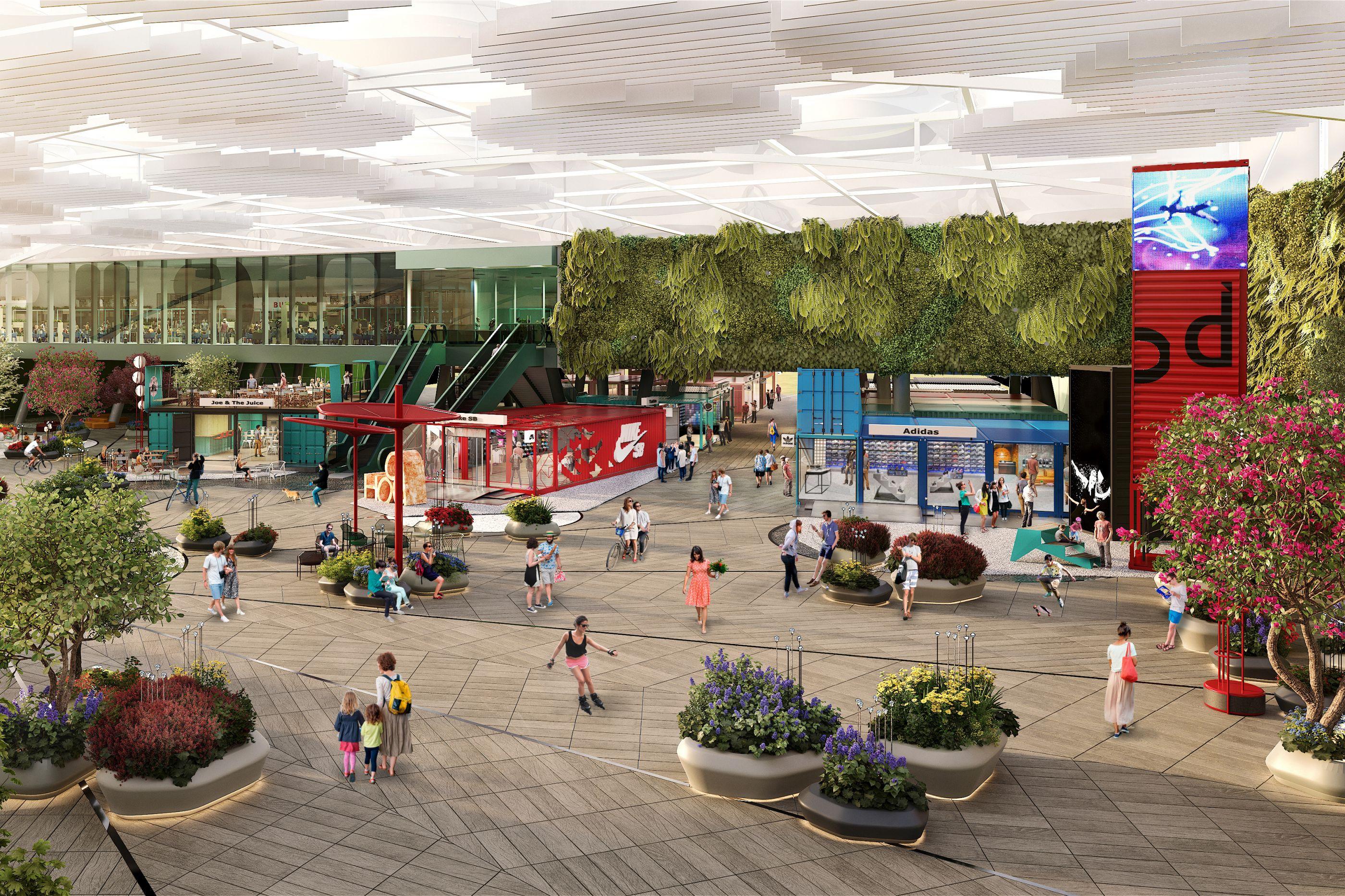 Dolce Vita Tejo transforma-se no primeiro shopping 'resort' português