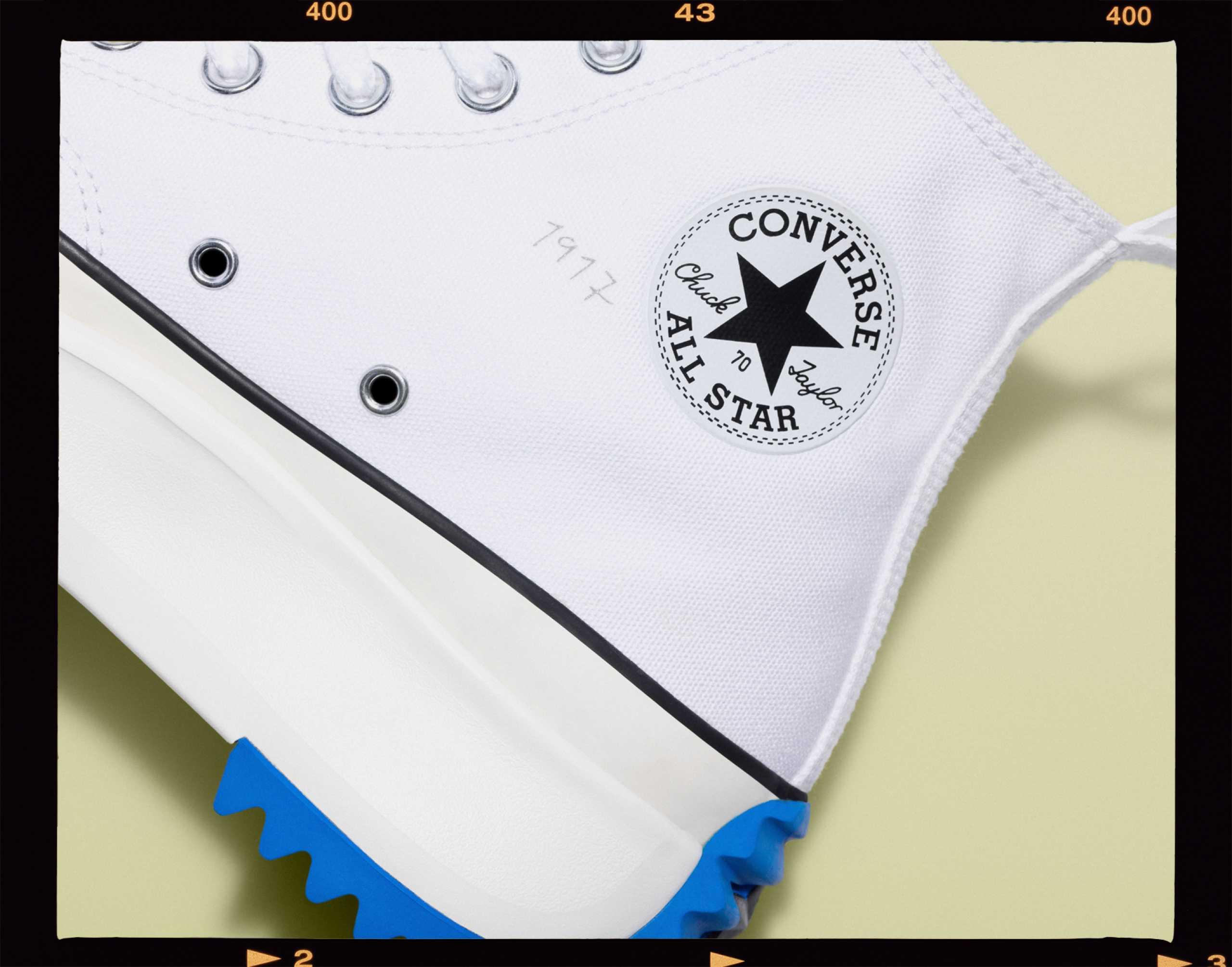 Converse x JW Anderson apresenta a Run Star Hike