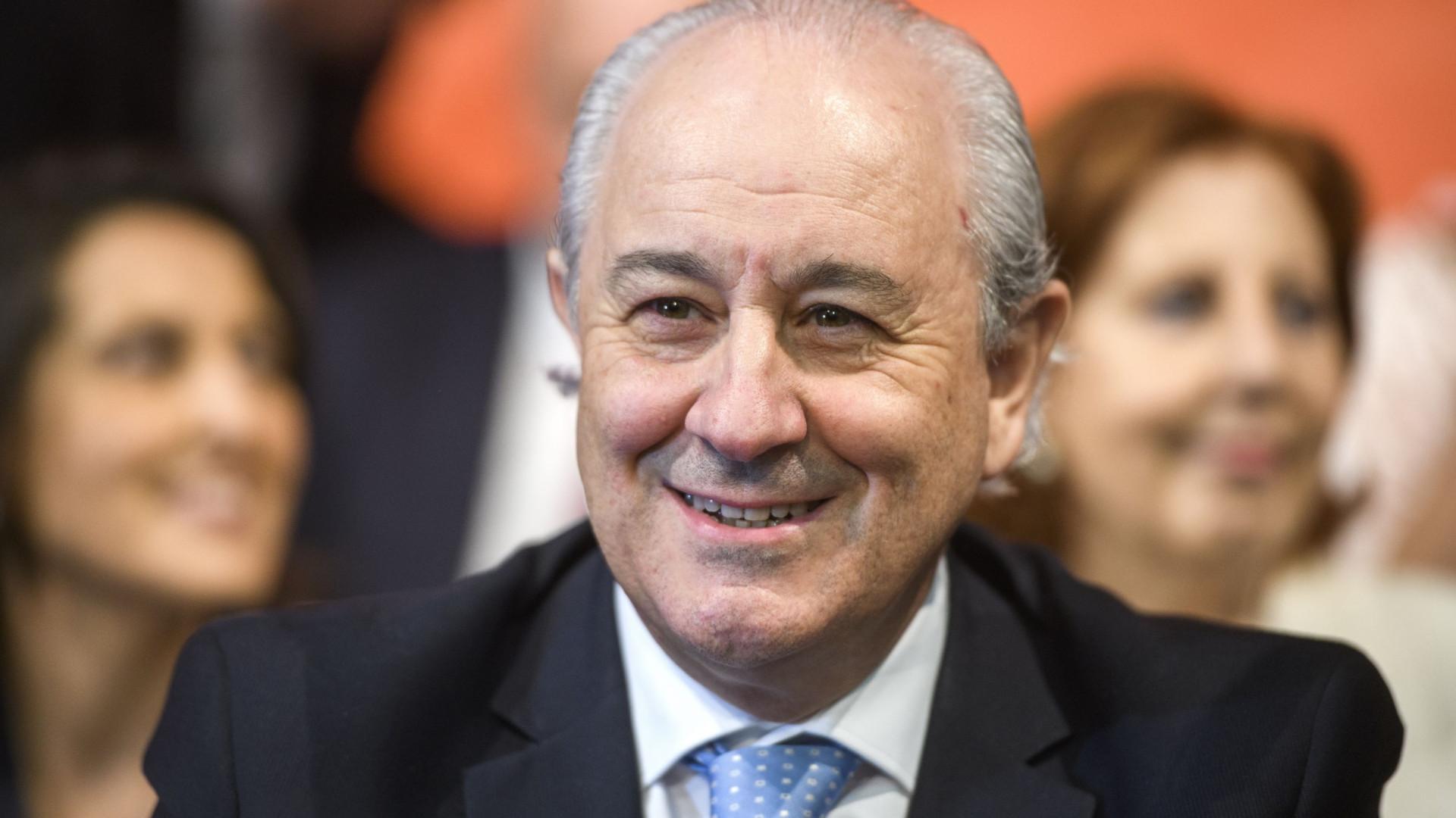 Rio toca bateria no maior jantar da campanha do PSD até agora