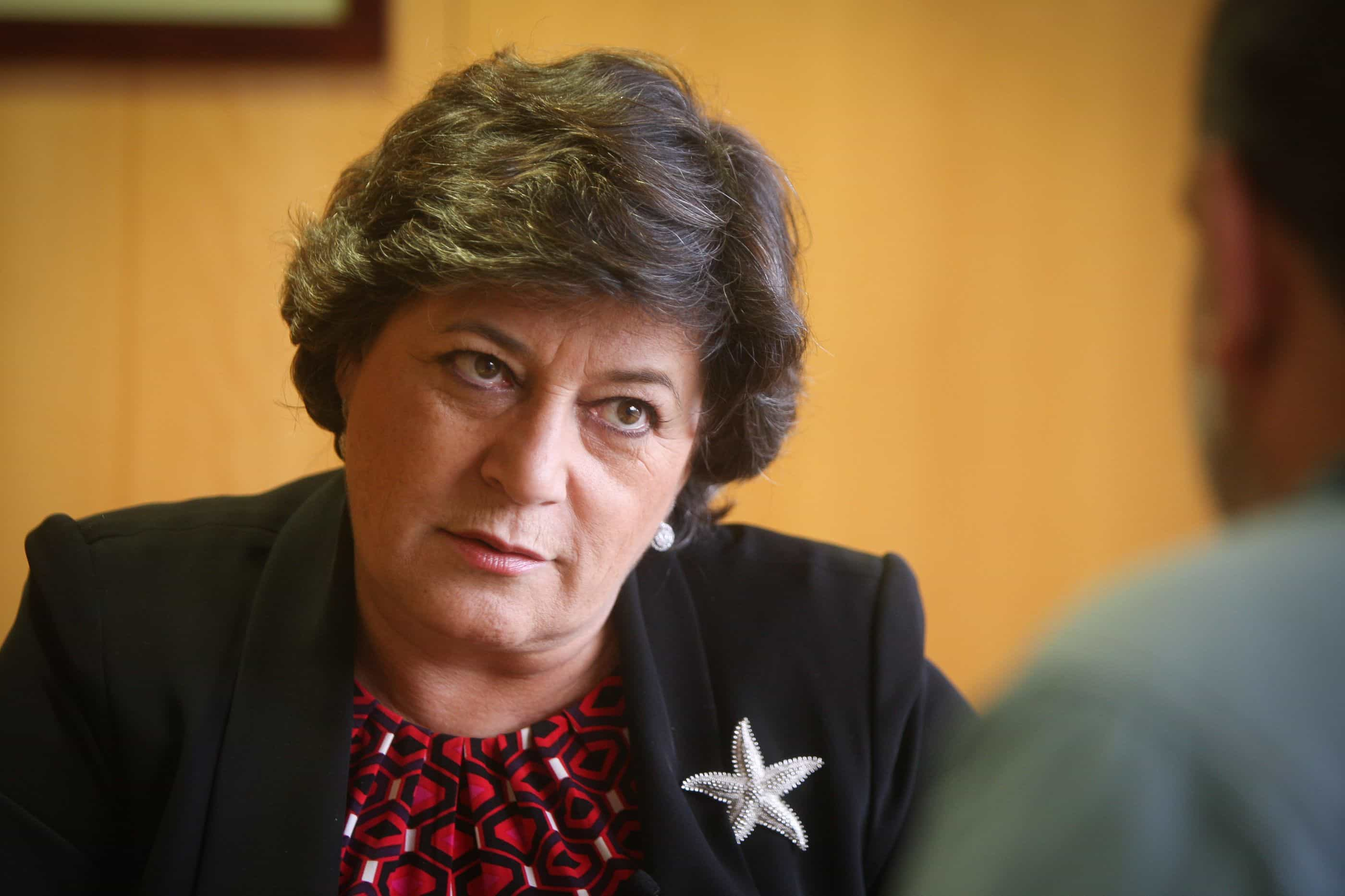 Ana Gomes defende suspensão de partido romeno do grupo socialista europeu