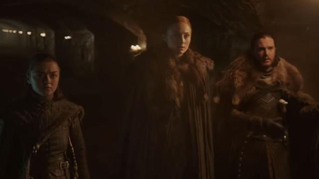 Sabe quando estreia a última temporada de 'Game of Thrones' em Portugal?