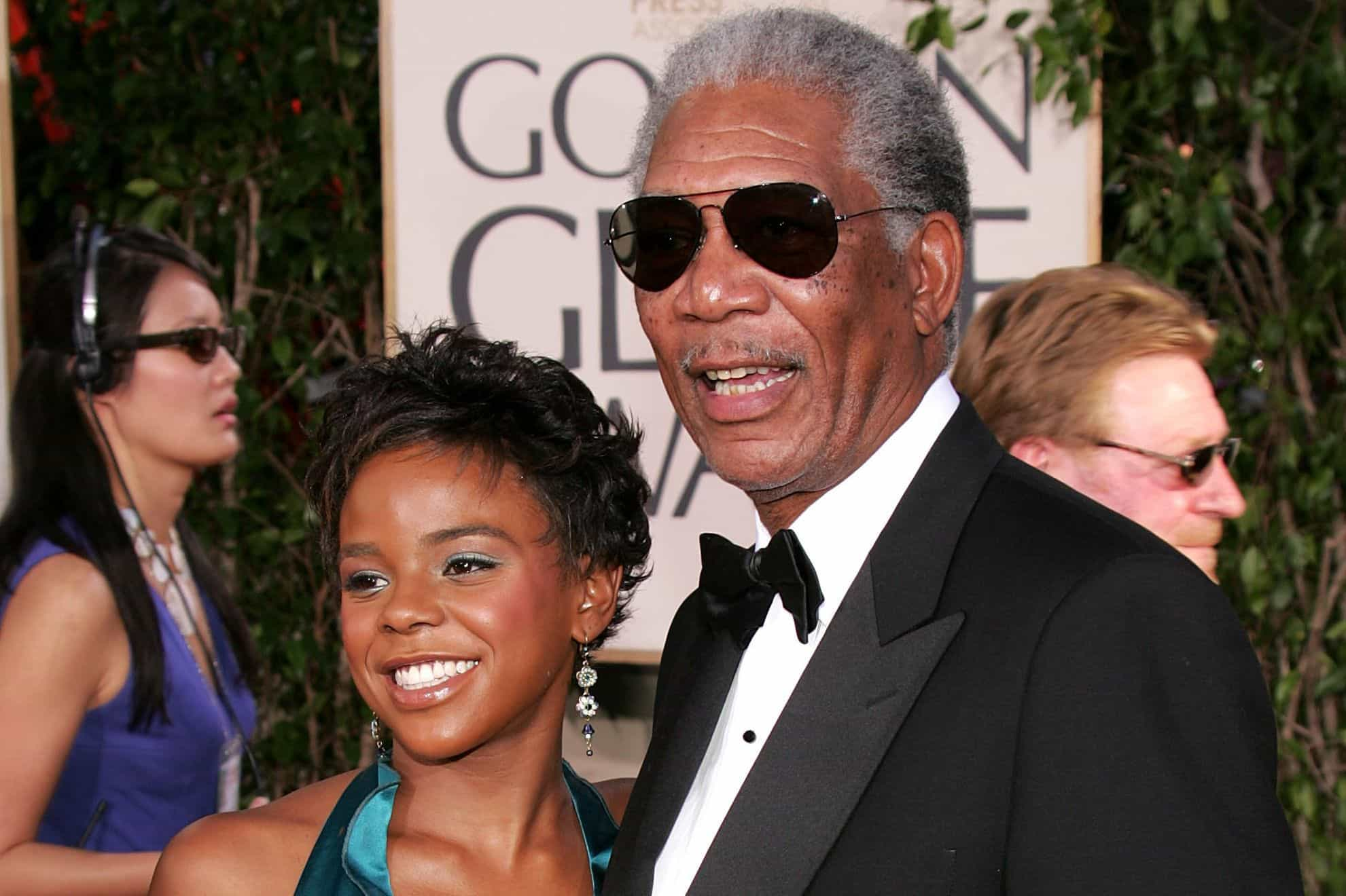 Assassino da neta de Morgan Freeman condenado a 20 anos de cadeia