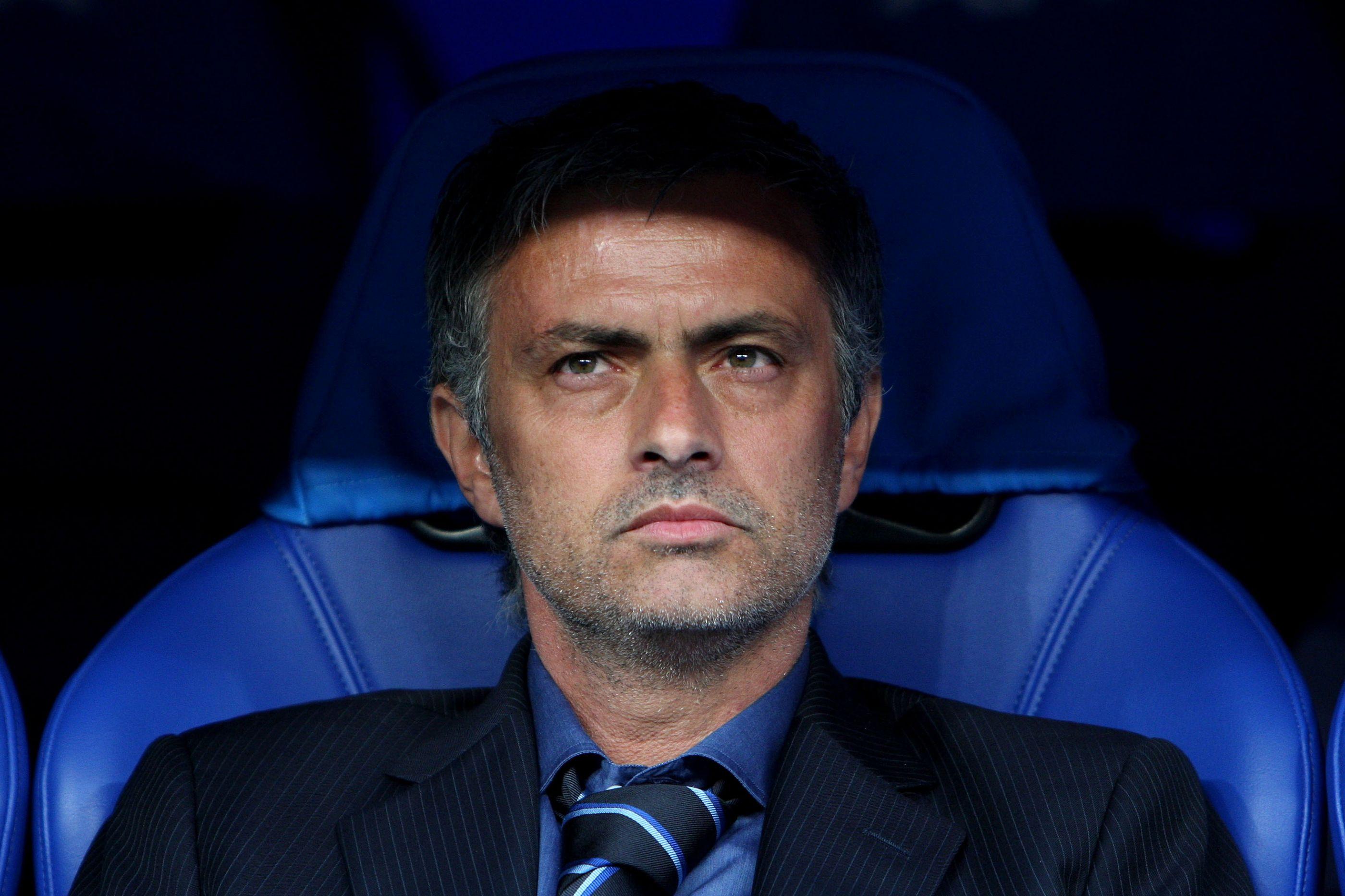 José Mourinho revela o nome da melhor equipa que treinou
