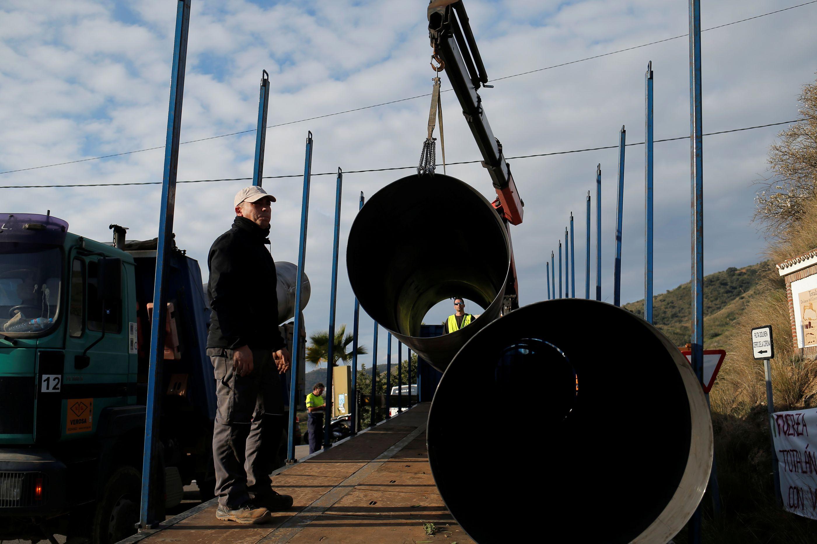 Em Málaga, começou a perfuração de túnel para tentar chegar a Julen