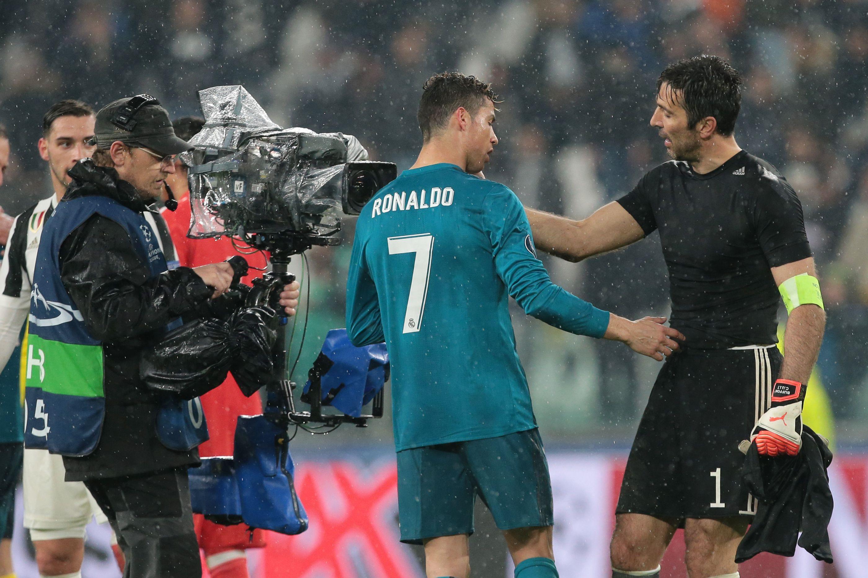 Buffon explica o que mudou na Juventus com a chegada de Cristiano Ronaldo
