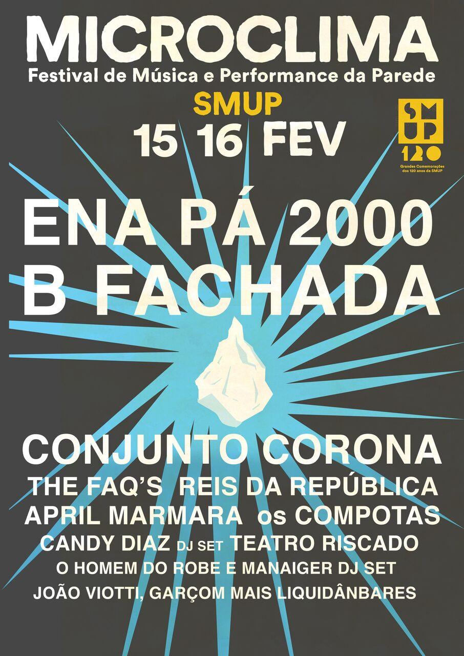 Festival Micro Clima volta à Parede já em fevereiro