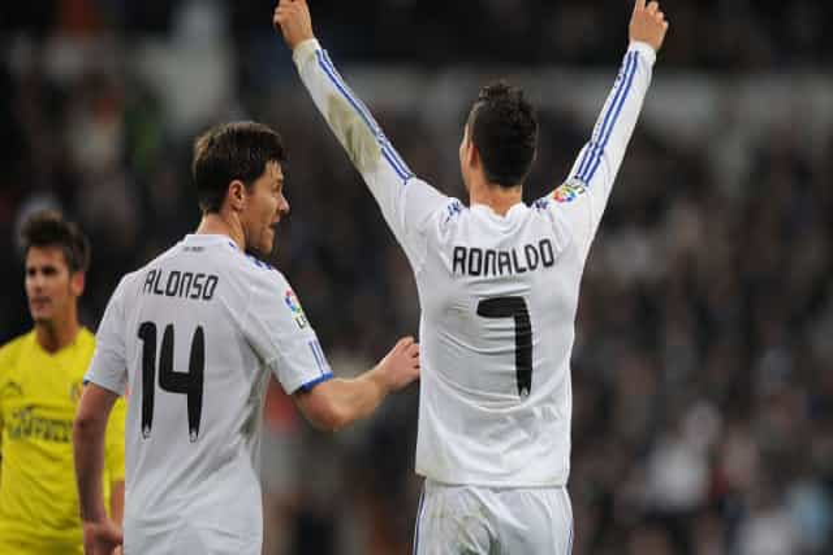 Ronaldo e Xabi Alonso presentes a juiz na próxima terça-feira