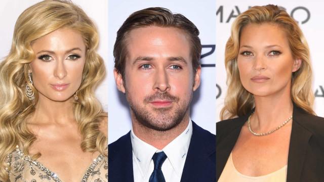 Sabia que estas celebridades têm os 'olhos preguiçosos'?