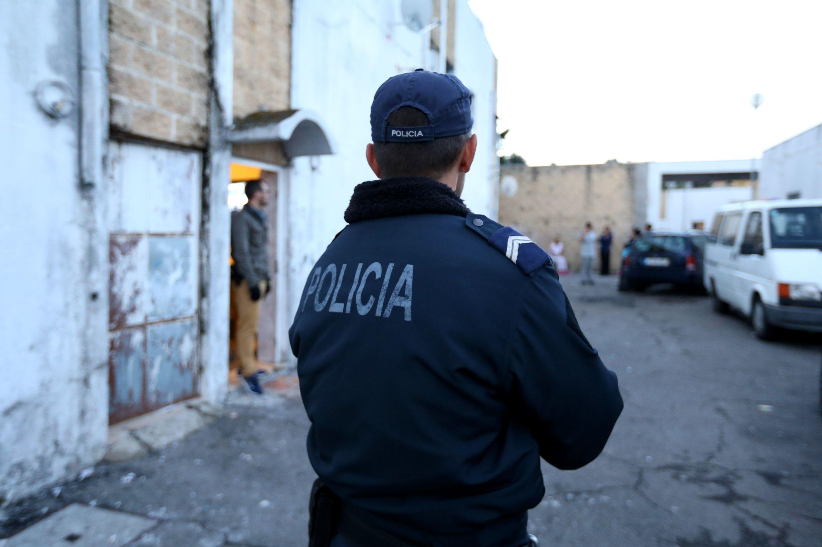 Quatro feridos em agressão com arma branca em Guimarães