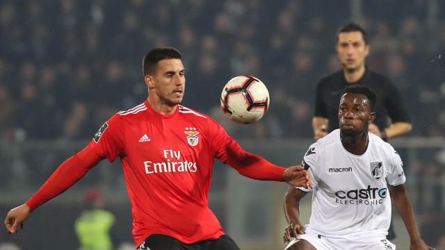 Gabriel terá sido contactado para representar a seleção portuguesa