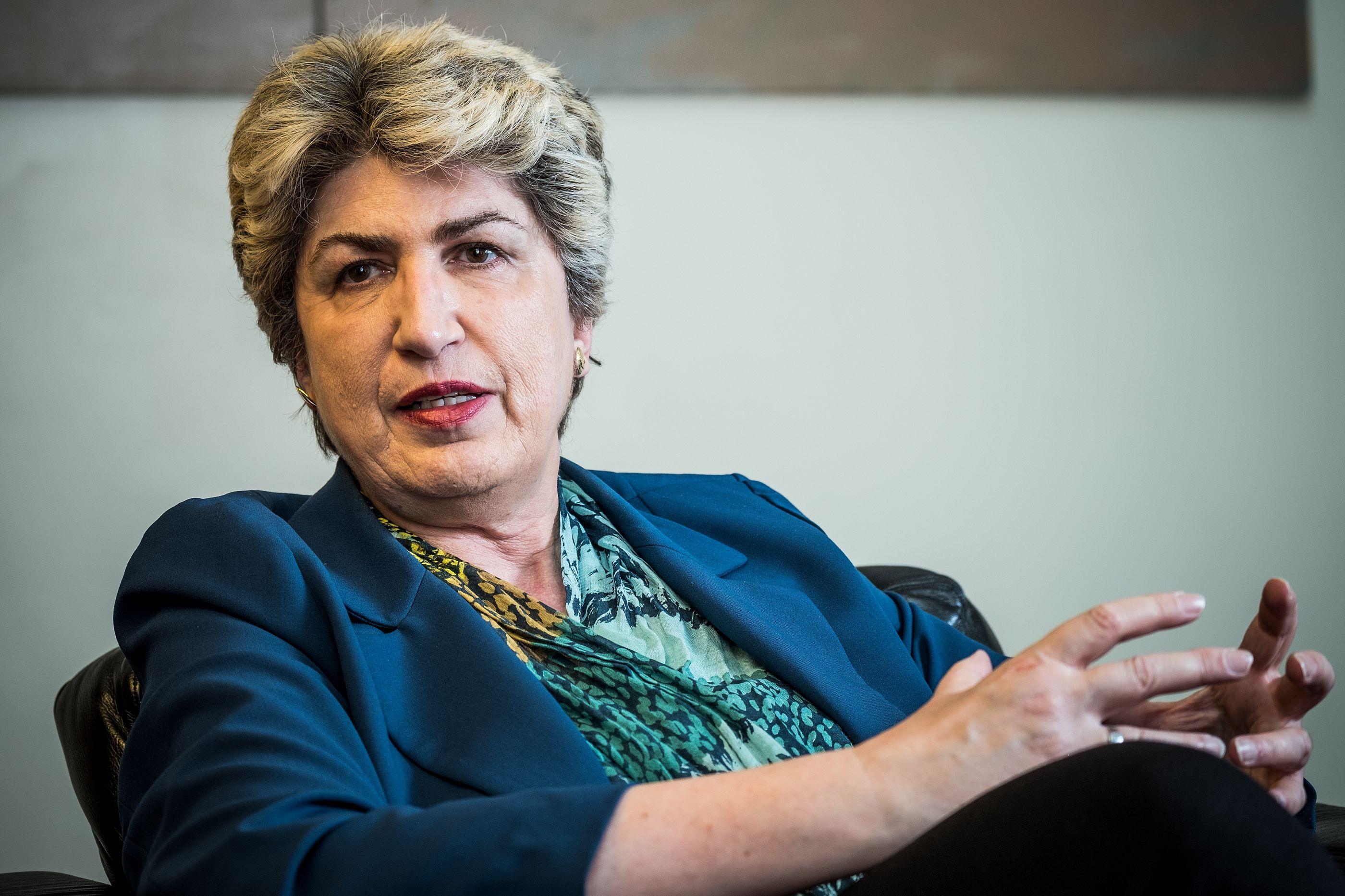 """Maria João Rodrigues fala """"mais tarde"""" sobre exclusão da lista do PS"""