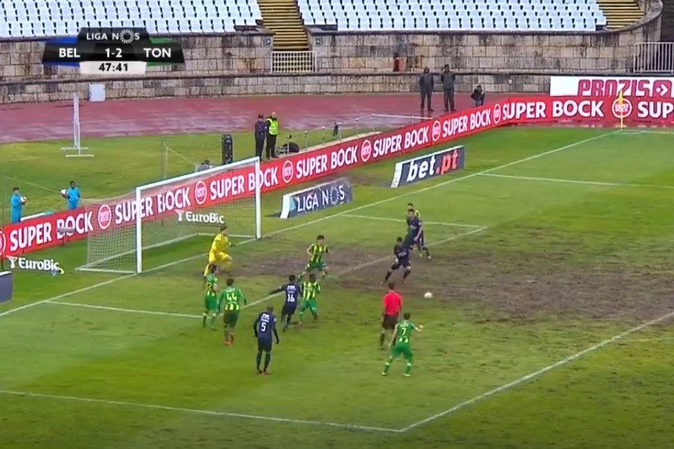 Confirmado: Belenenses SAD-Moreirense vai mesmo jogar-se no Bonfim