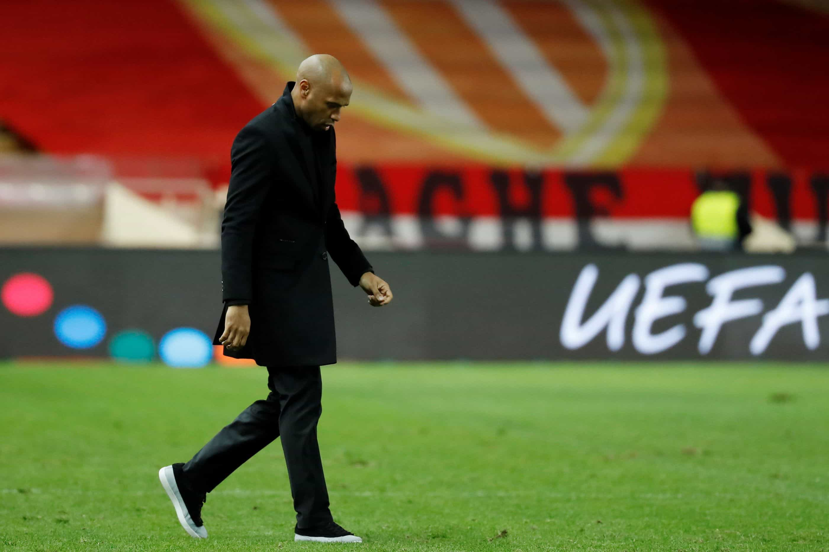 Monaco suspende Thierry Henry como treinador