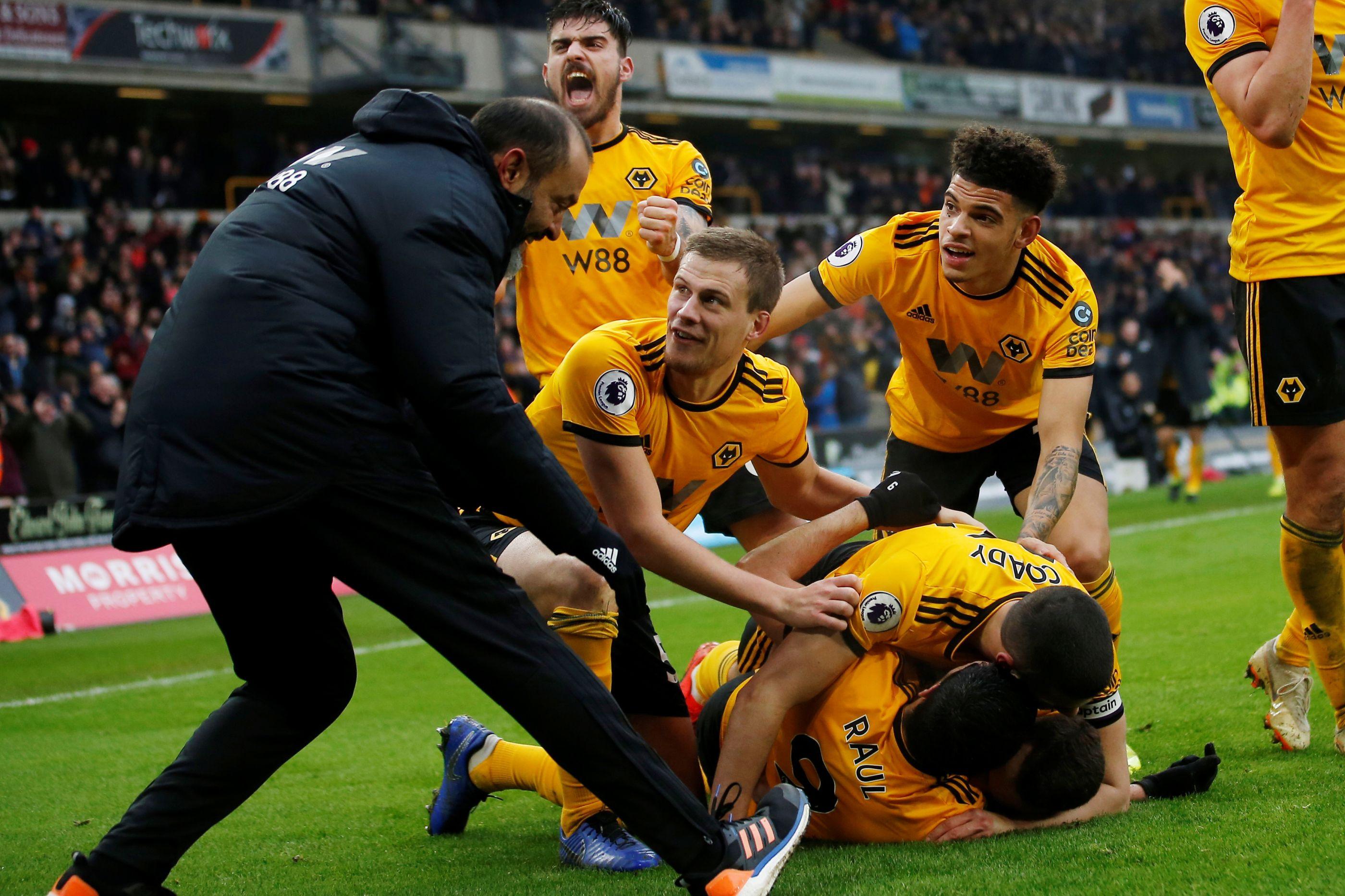 Federação inglesa acusa Nuno de mau comportamento na vitória do Wolves